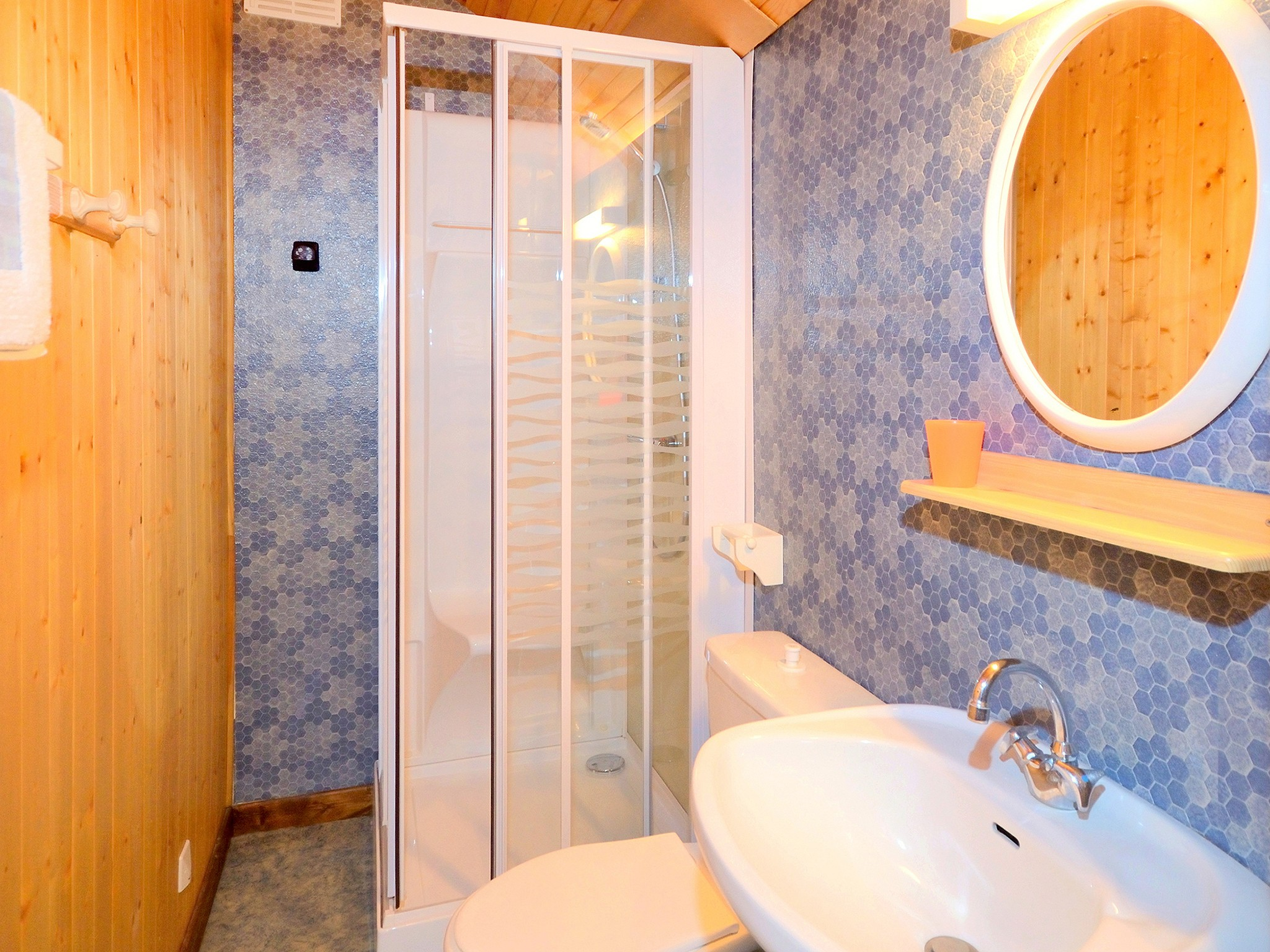 Chalet Carella - bathroom