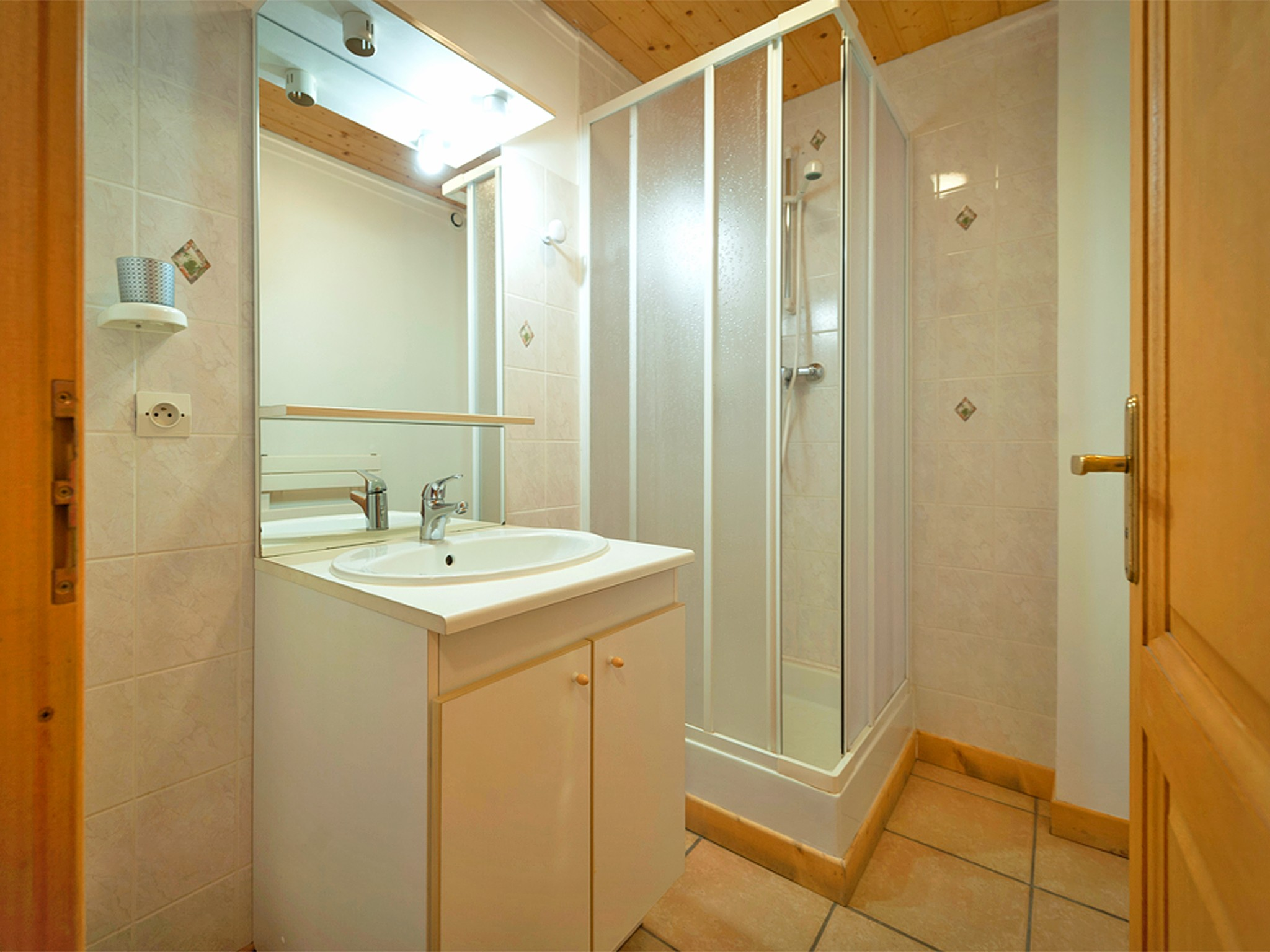 Chalet Bettaix CLI01 - bathroom