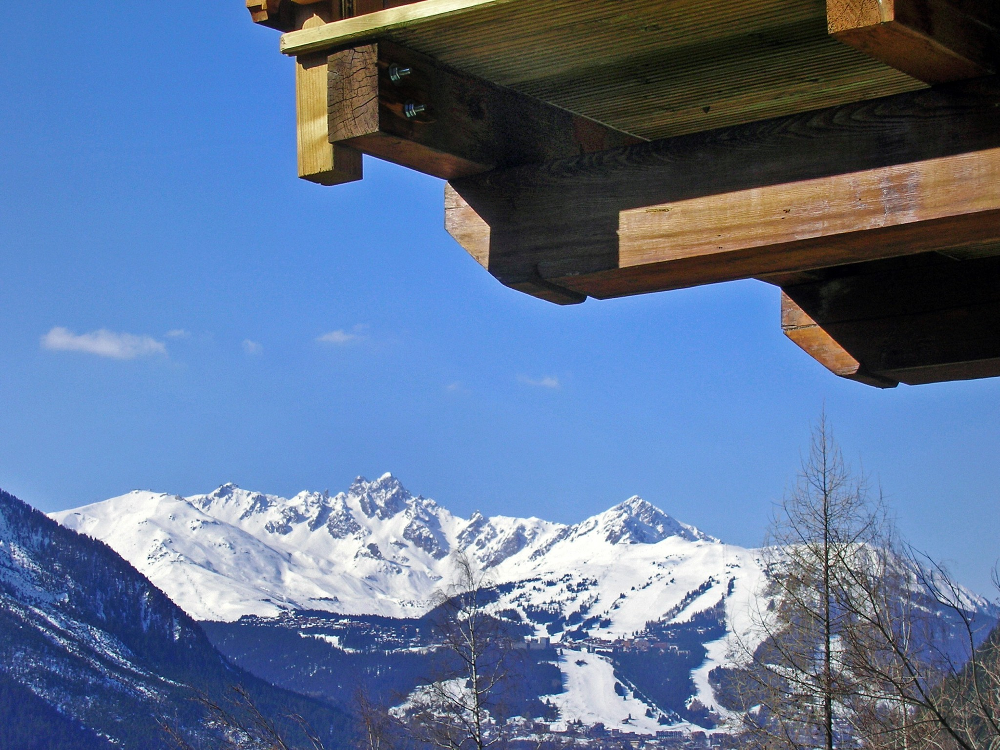 Chalet Grand Arbet - panoramic view