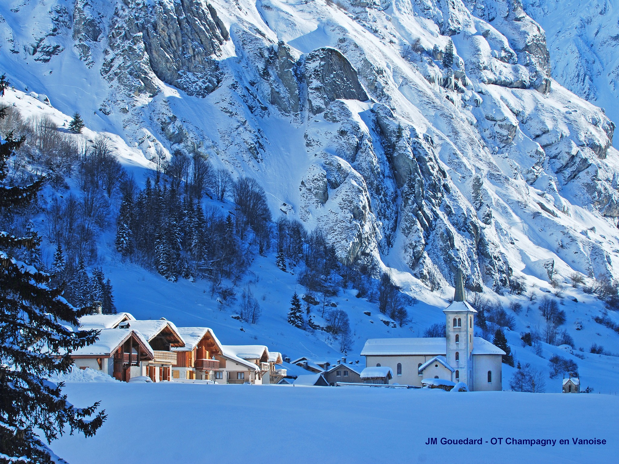 Chalet-Champagny CPV01 - Champagny le Haut