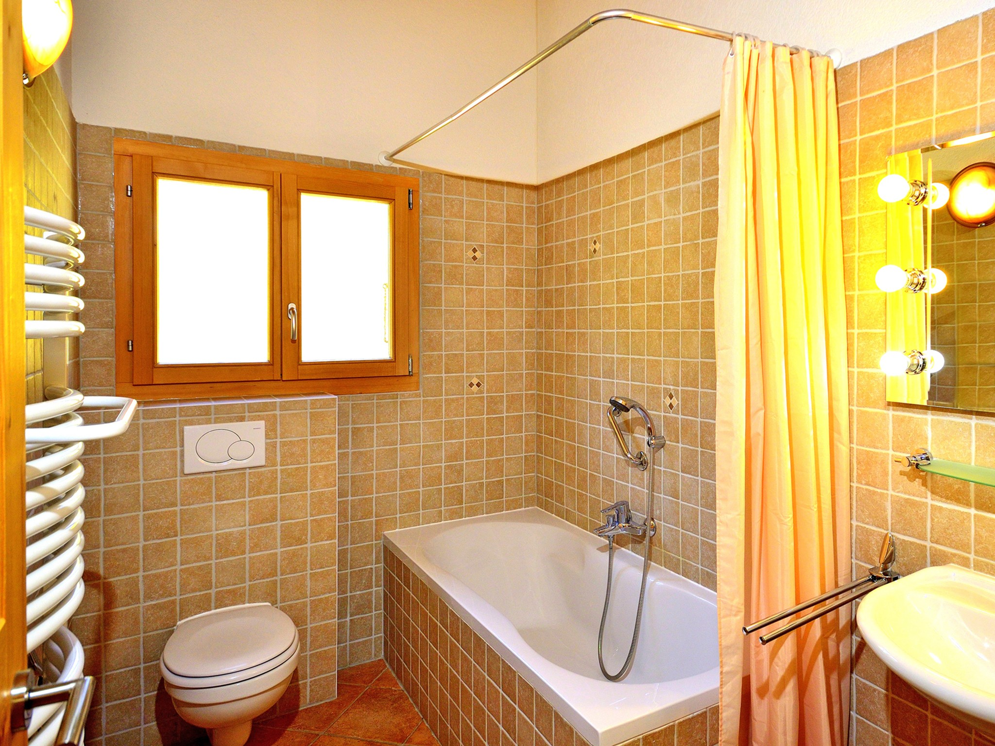 Chalet Pierina - bathroom