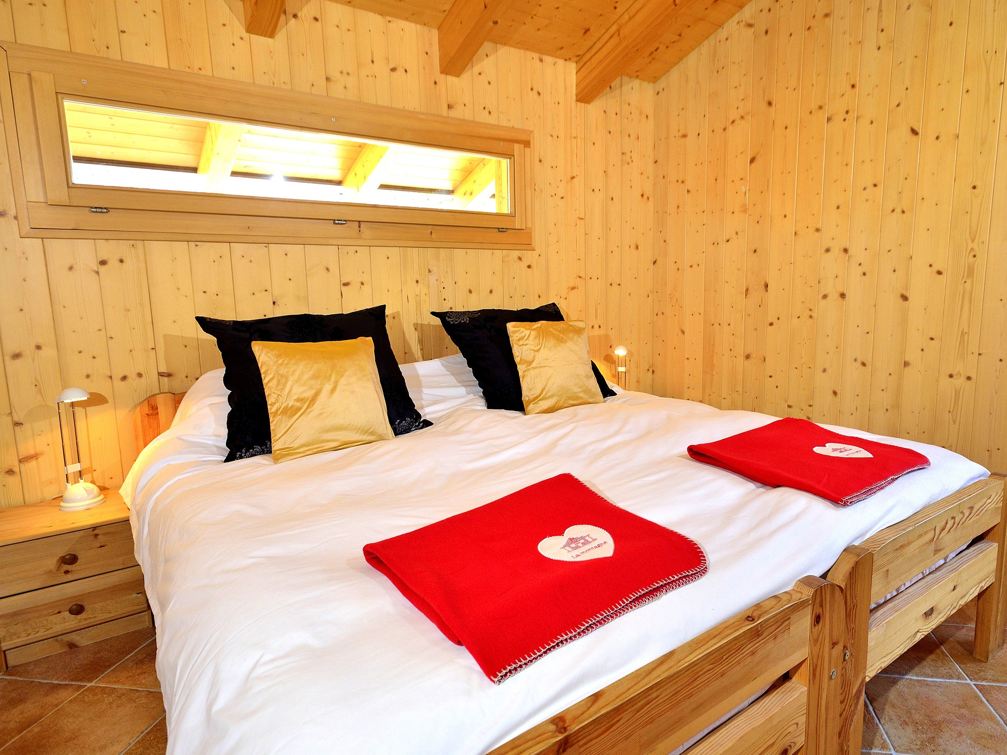 Chalet Pierina - bedroom