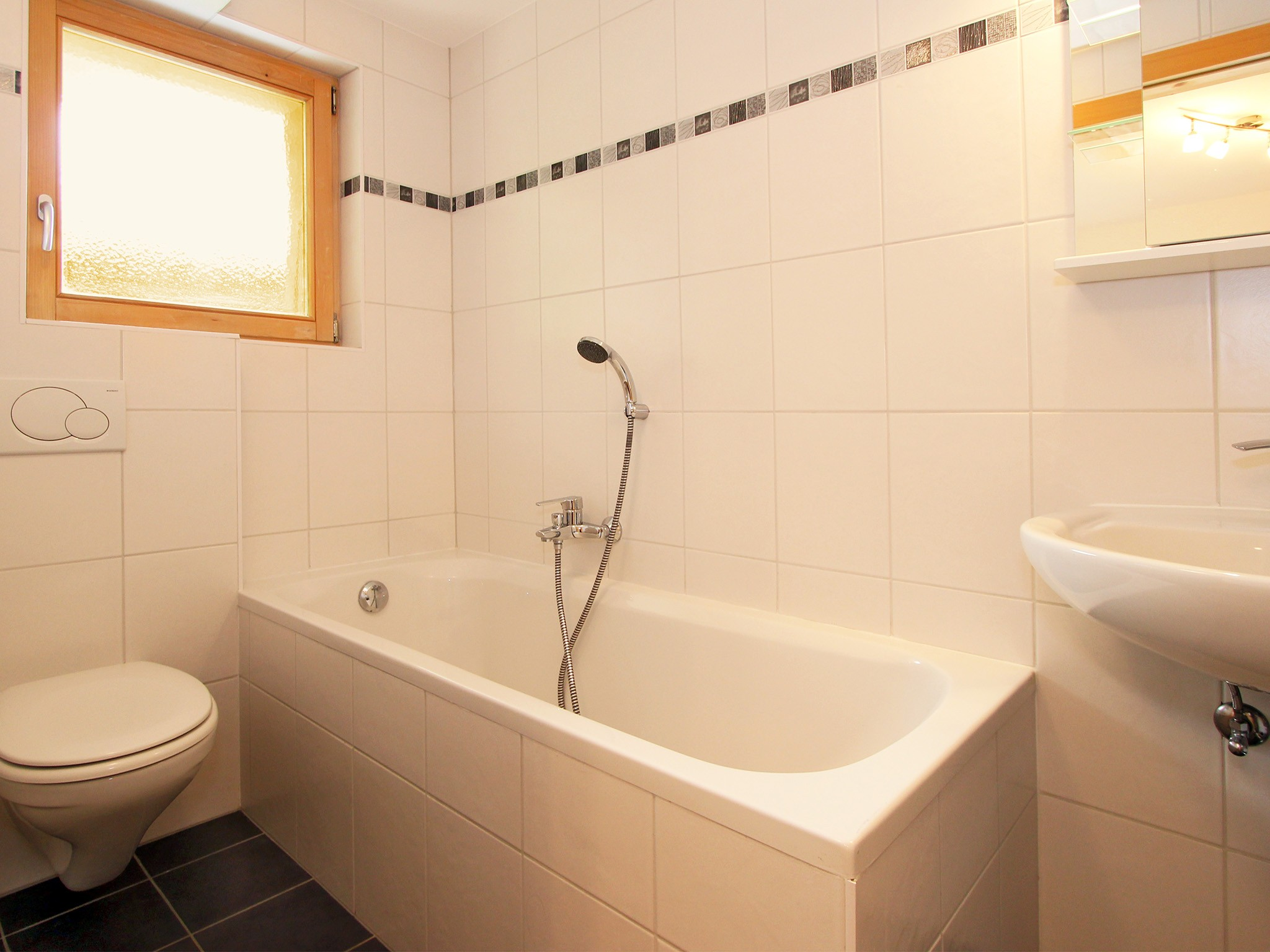 Chalet Charmille - bathroom
