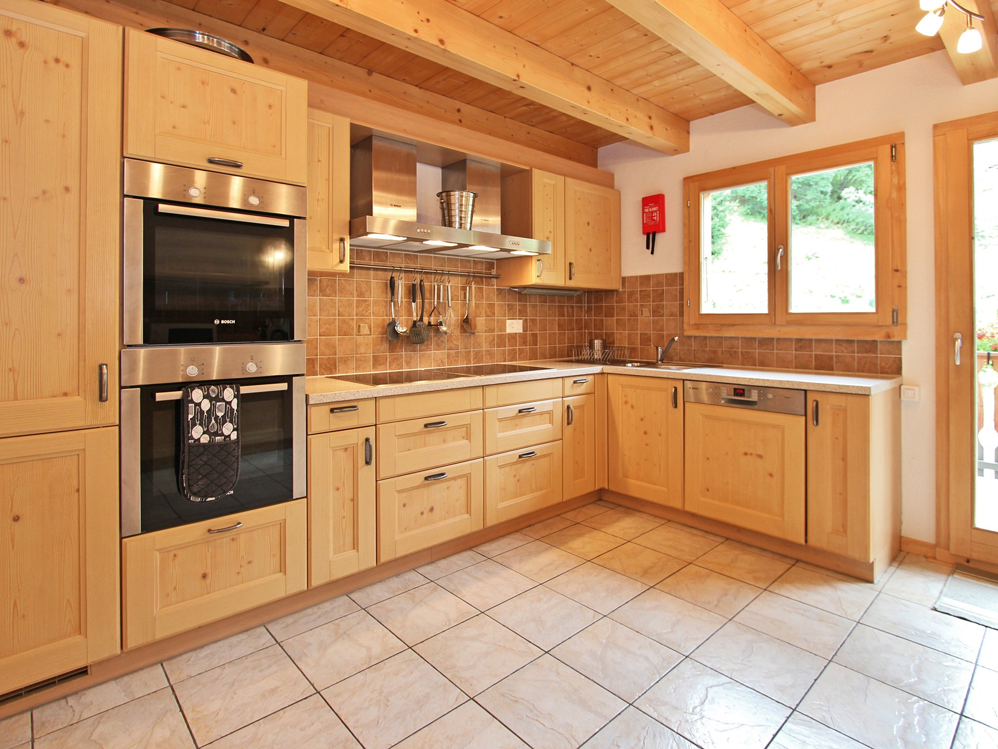 Chalet Charmille - kitchen