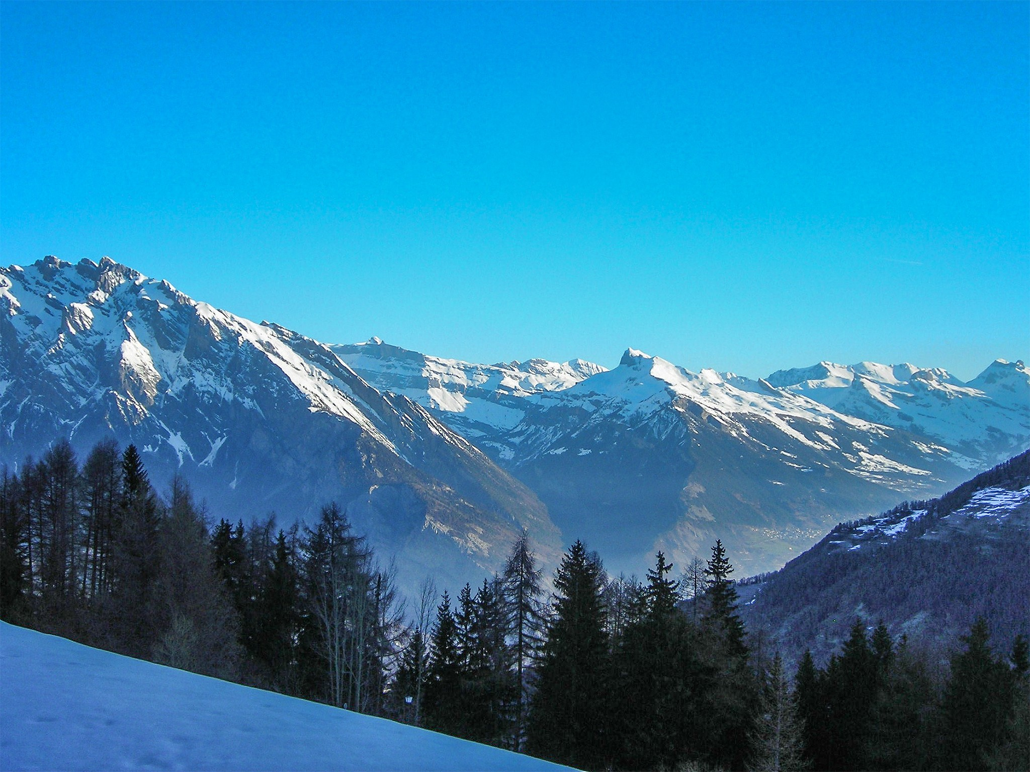 Chalet Charmille - panoramic view