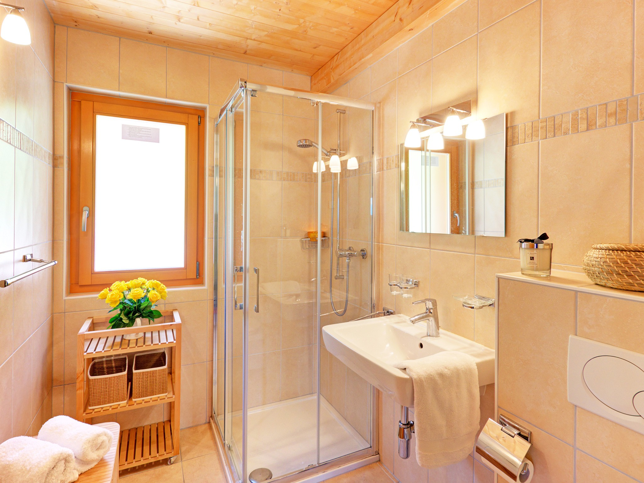 Chalet Collons 1850 - bathroom