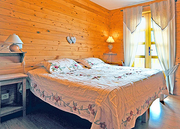 Chalet Paulo - chambre