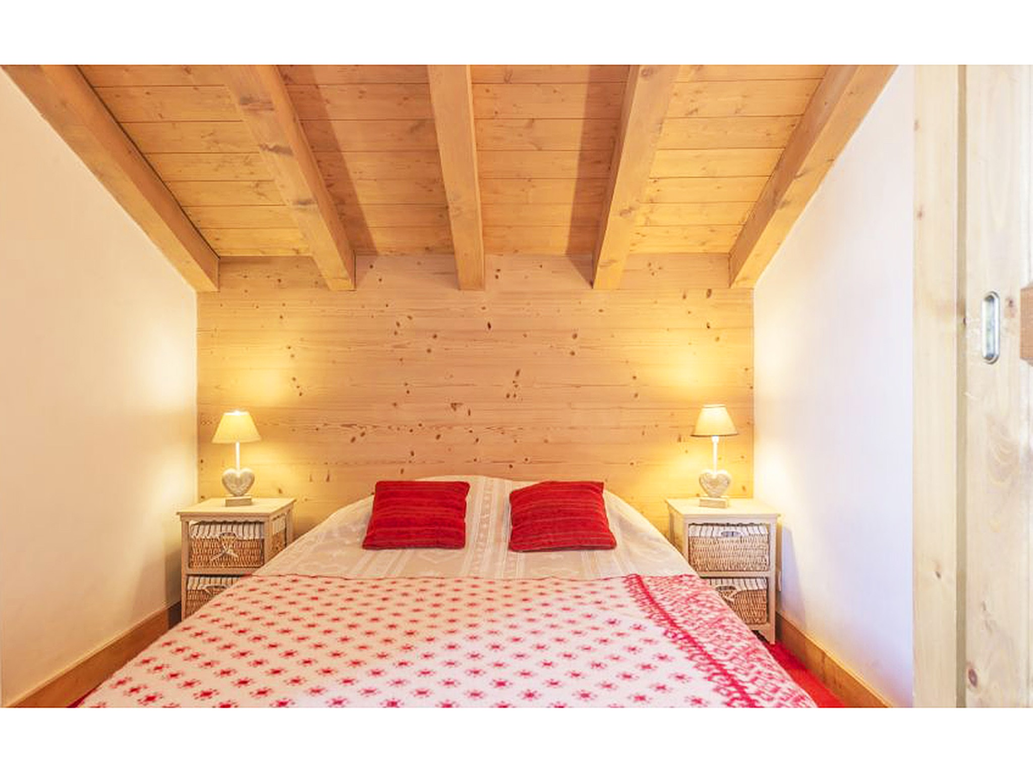 Chalet Saint Marc - bedroom