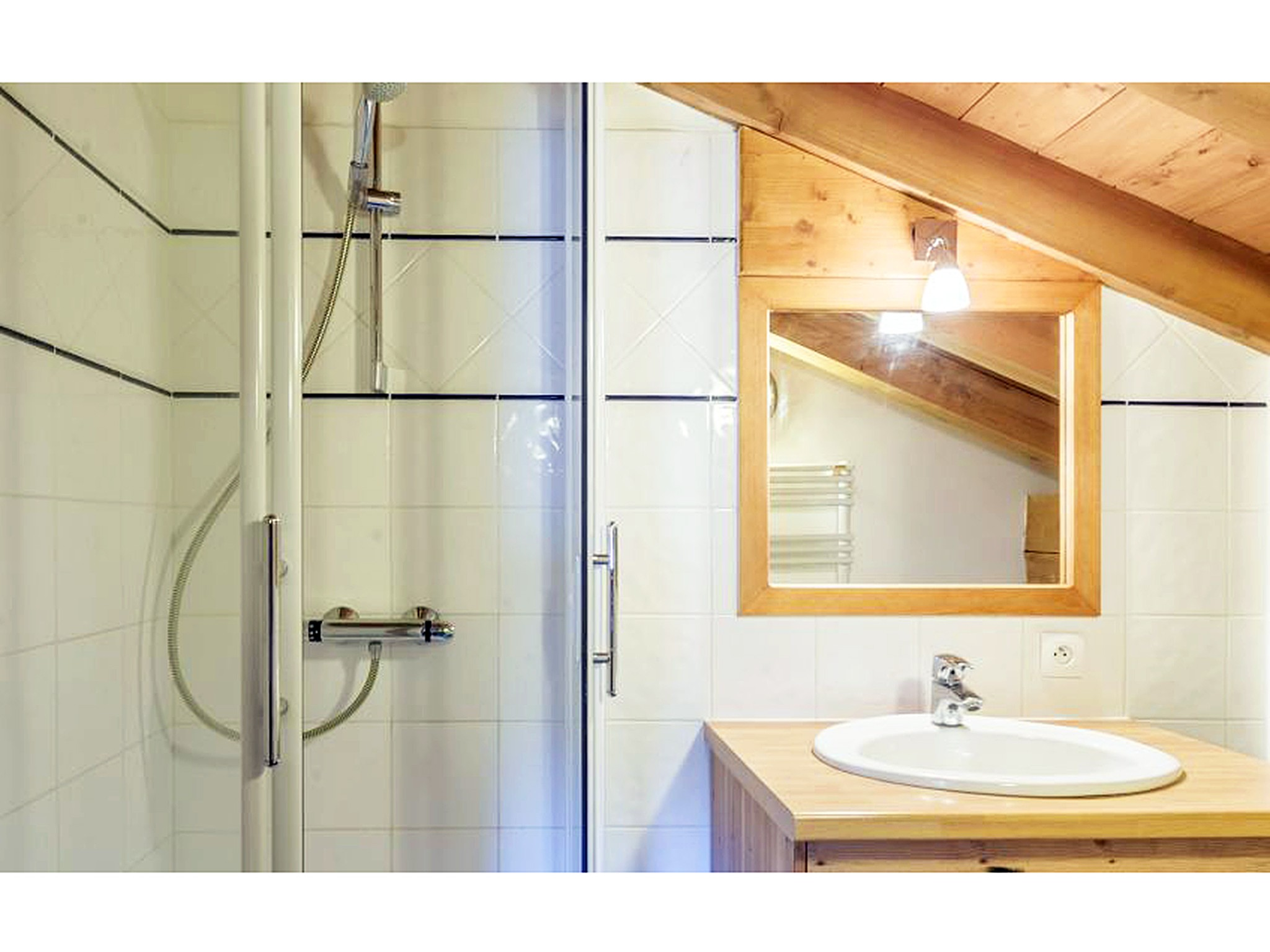 Chalet Saint Marc - bathroom