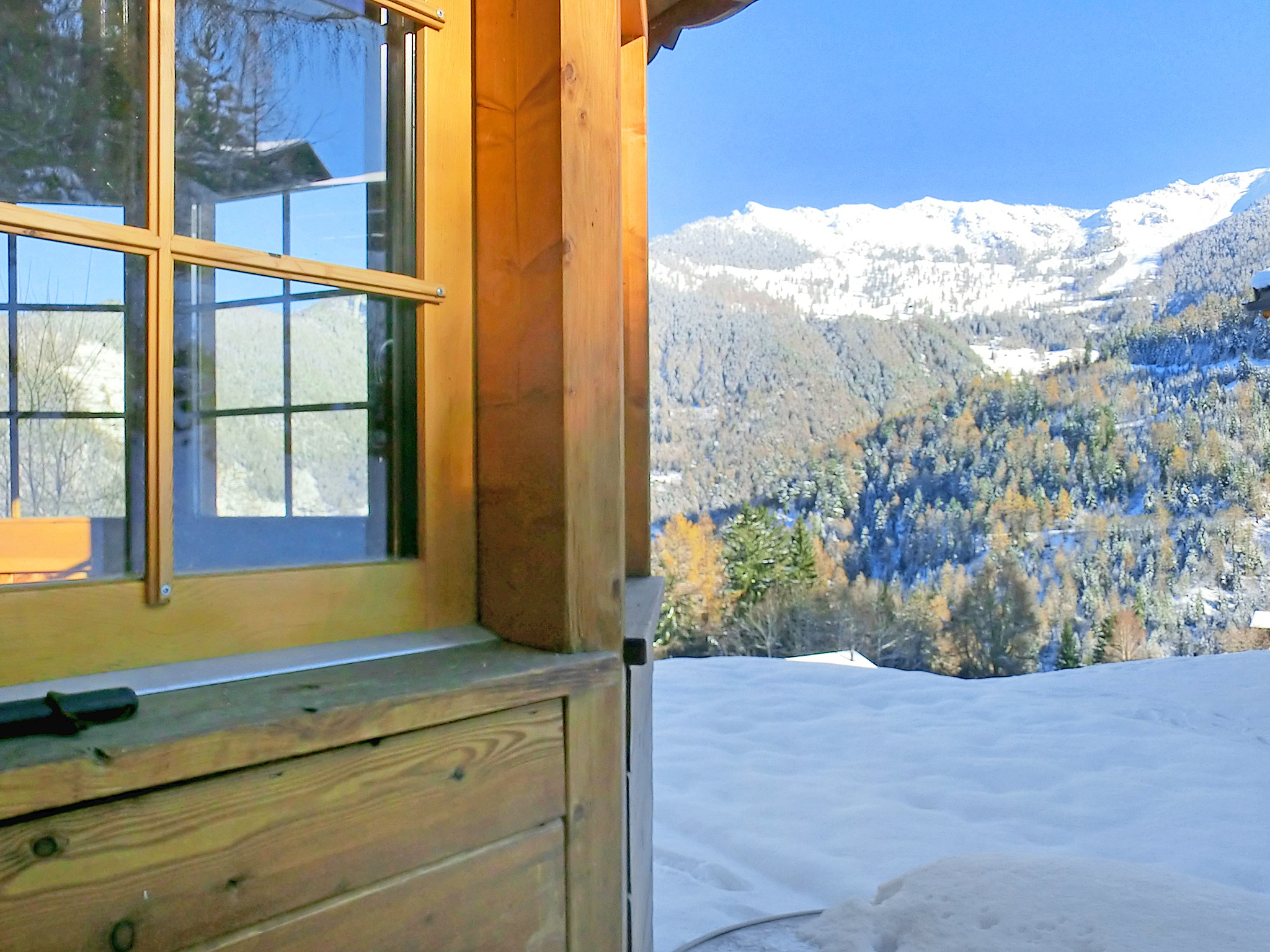 Chalet Bellevue - panoramic view