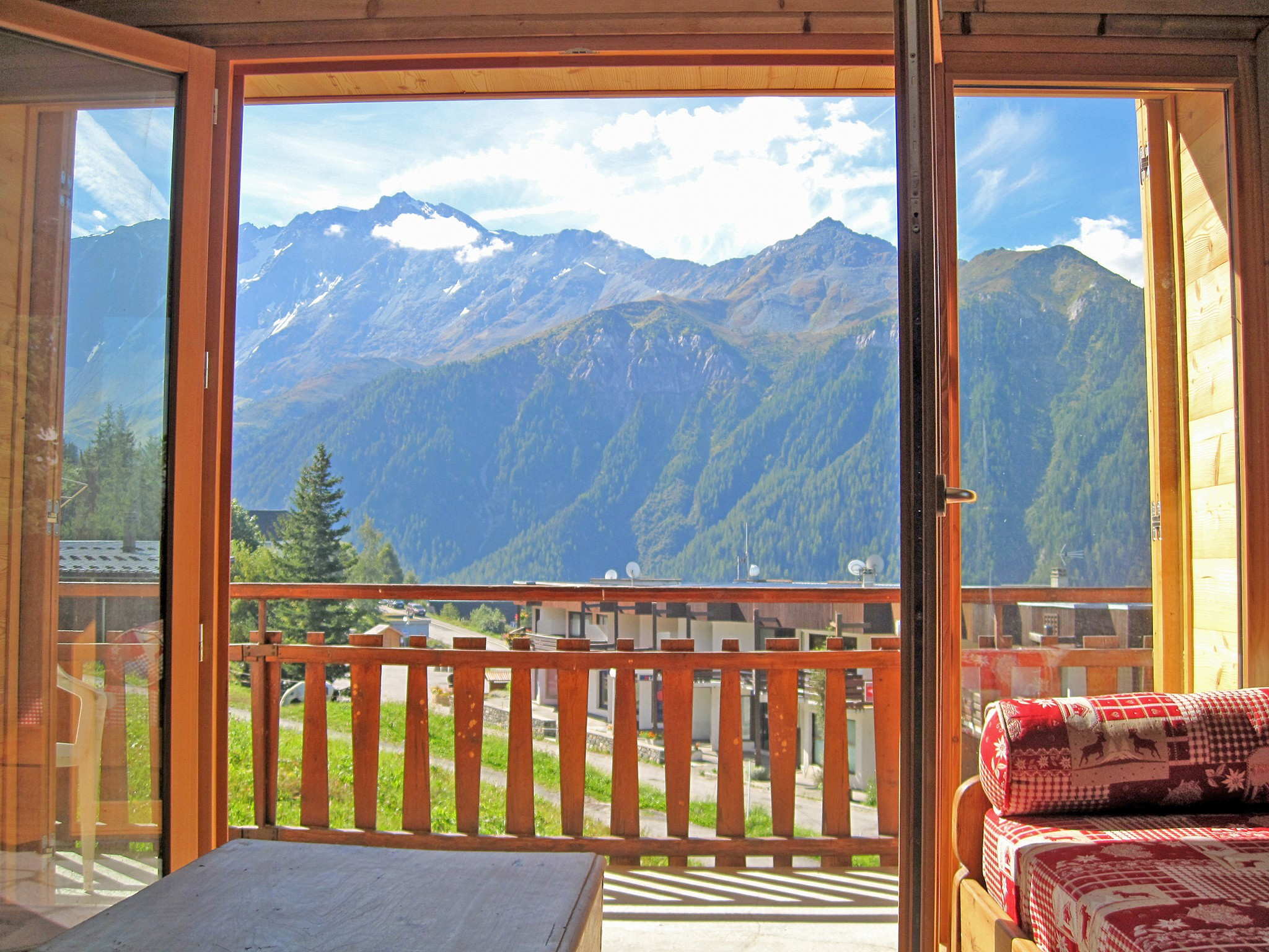 Chalet Pierra Menta - panoramic view