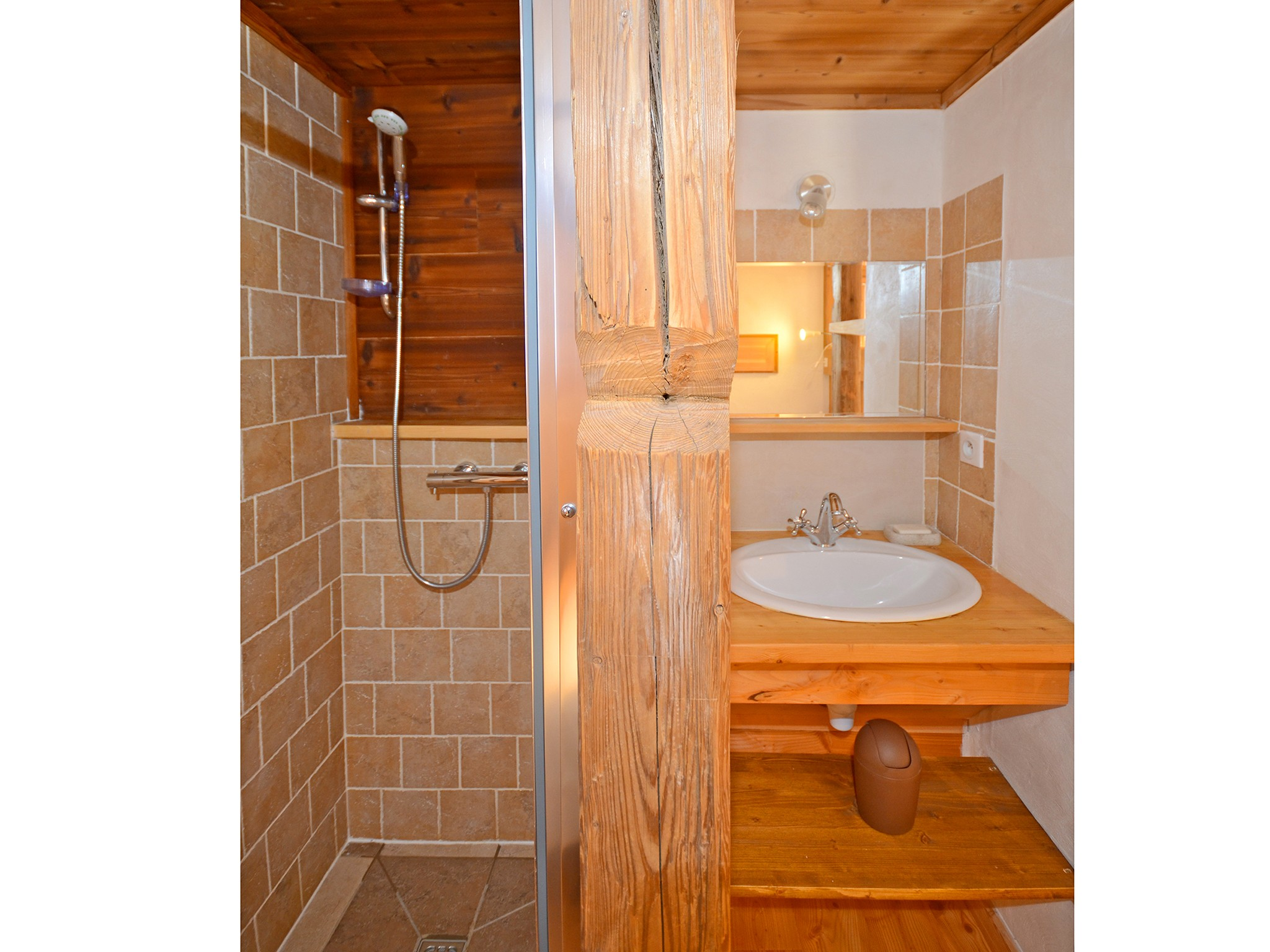 Chalet Pierra Menta - bathroom