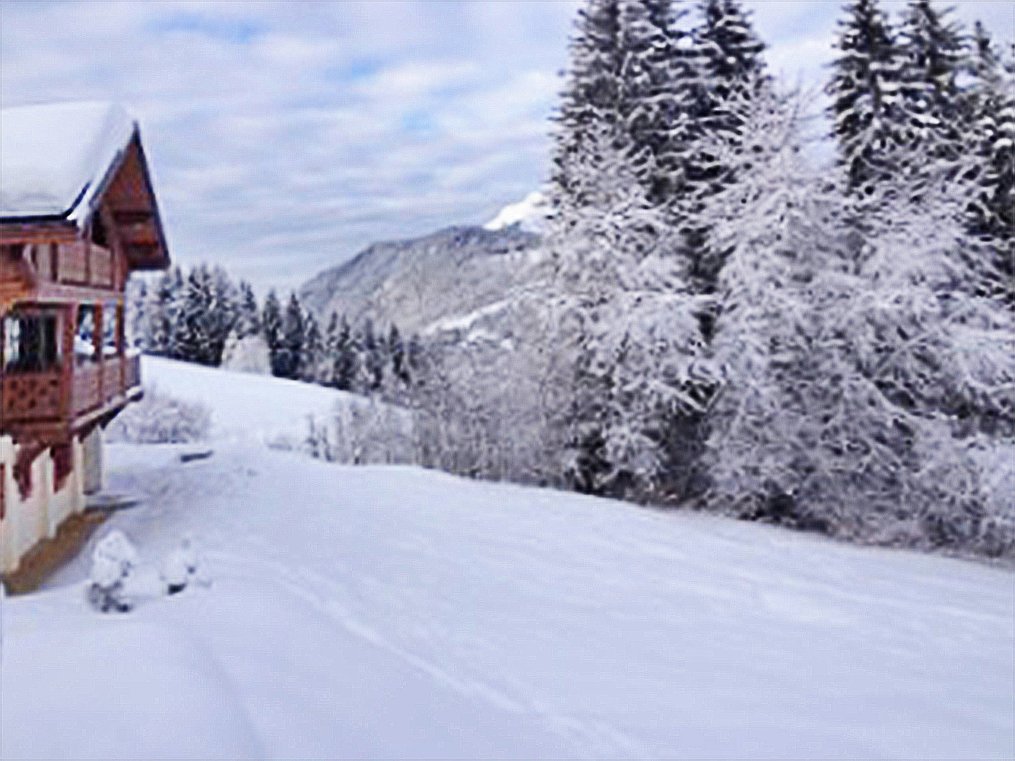 Chalet Gets CLG01 - panoramic view