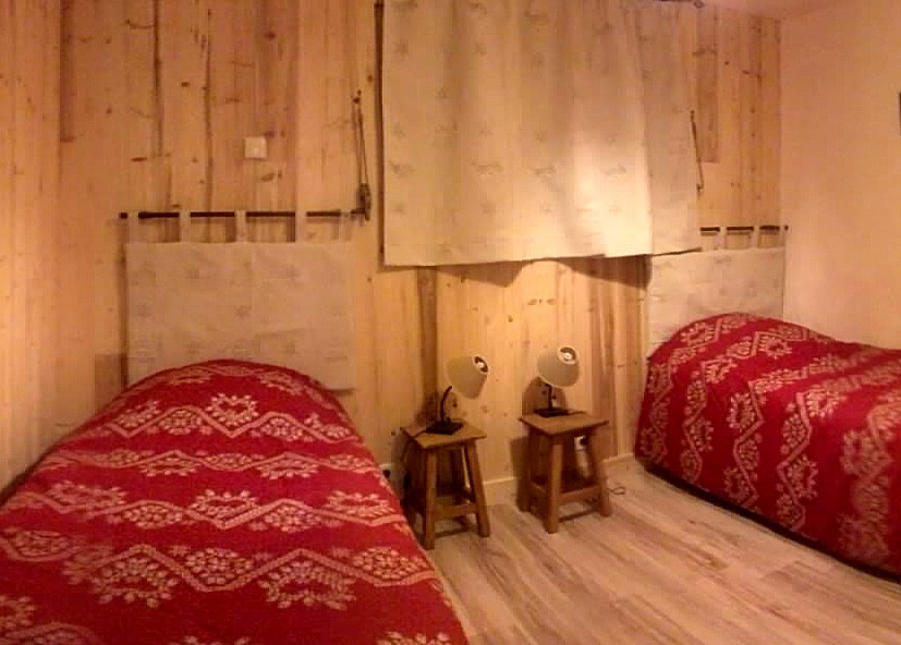 Chalet Mil'ans - chambre