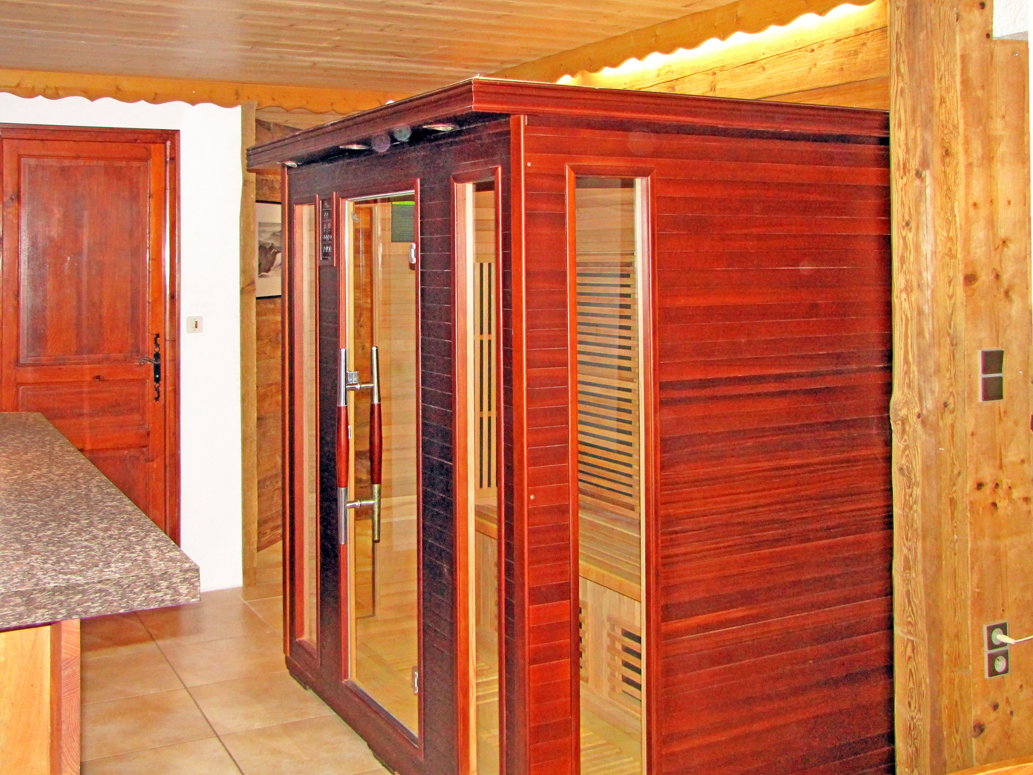 Chalet Grand Massif - Sauna