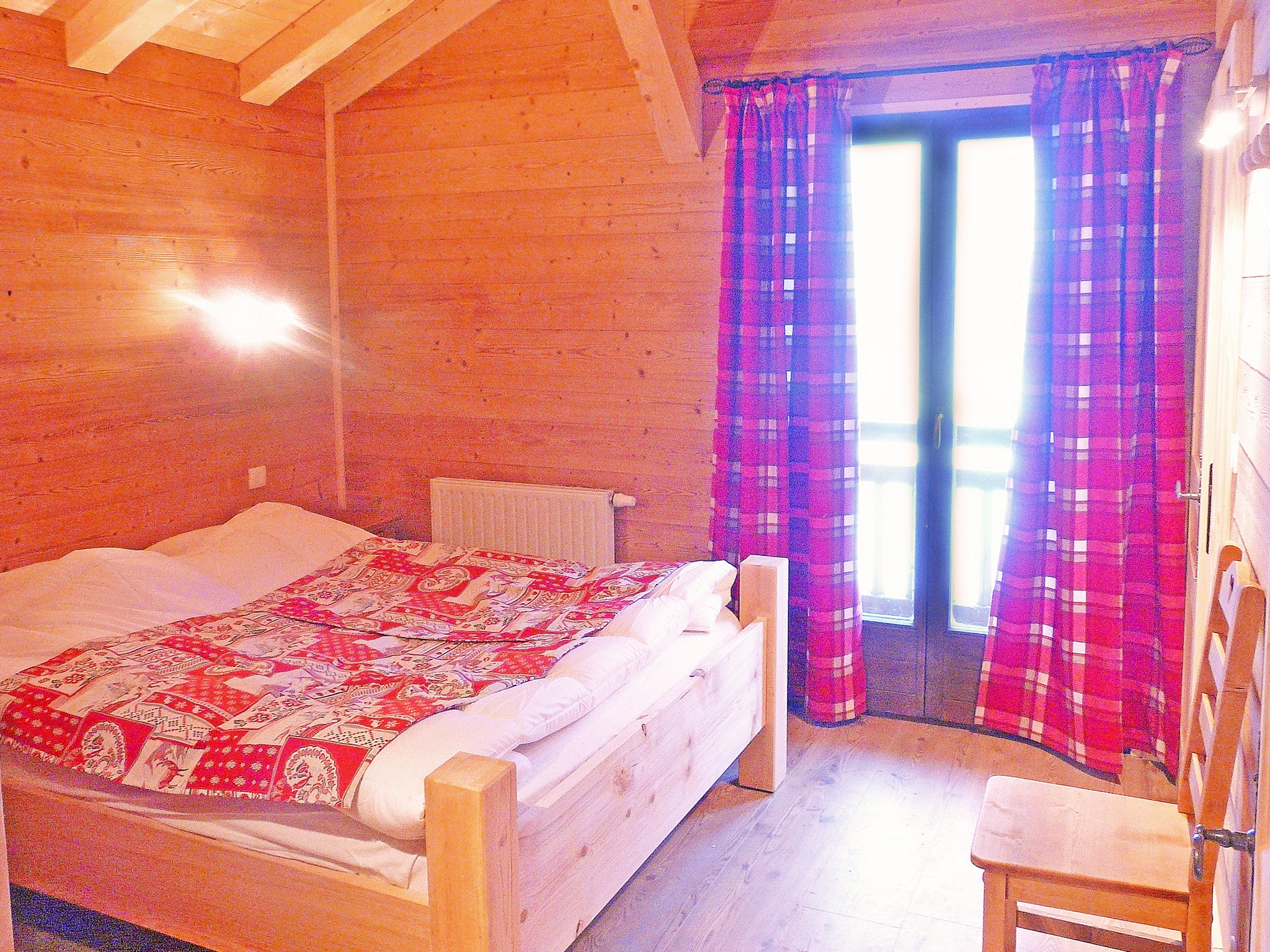 Chalet Châtel CPN01 - chambre