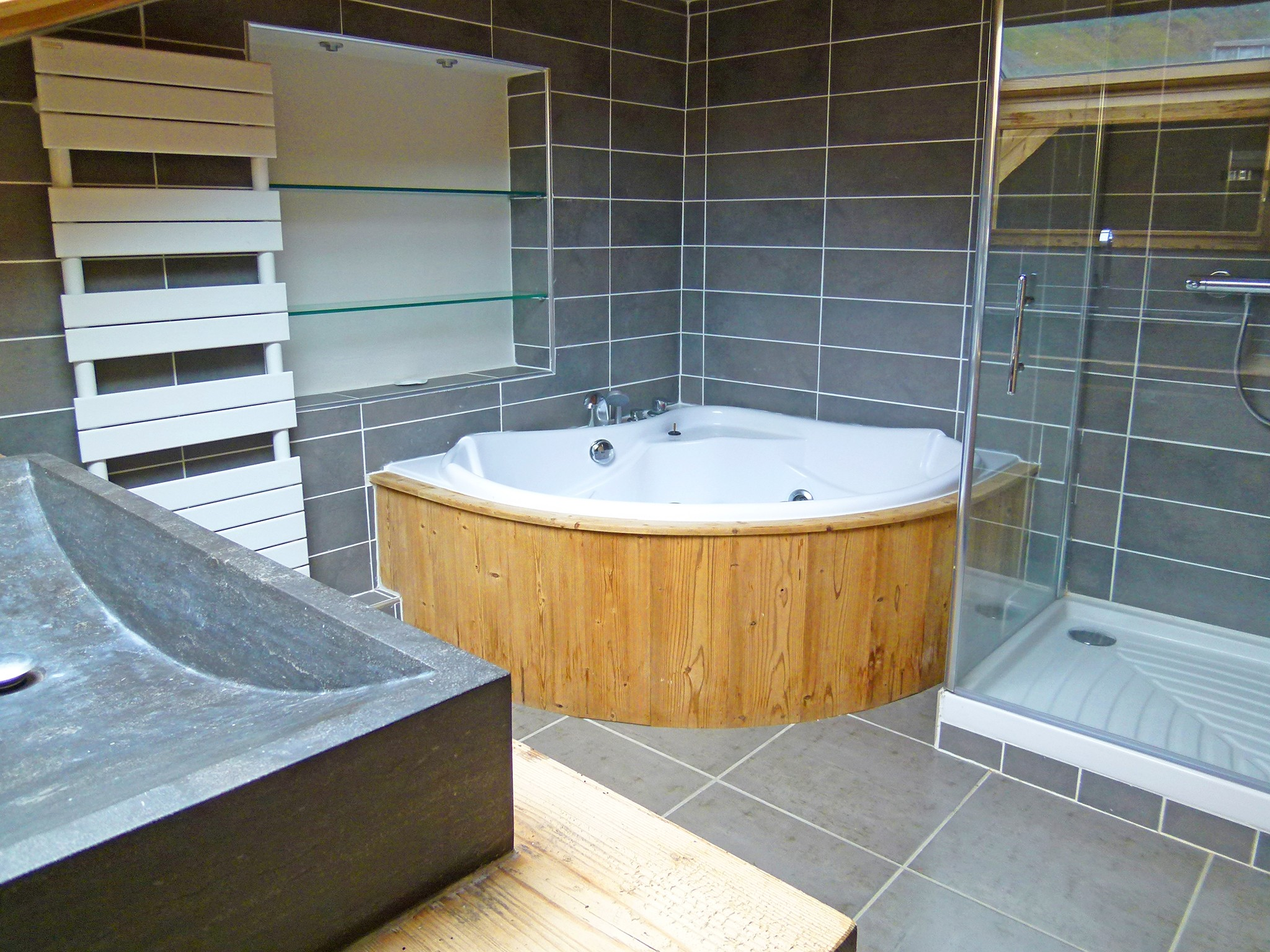 Chalet Bucher de Champagny - bathroom