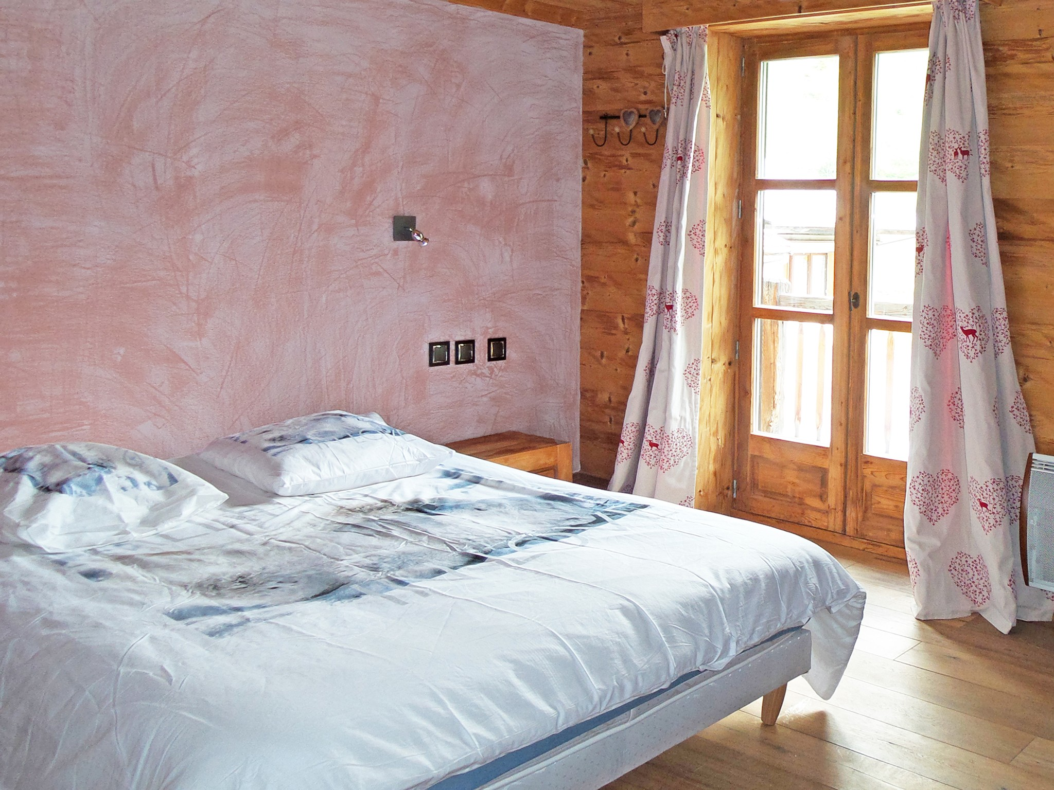 Chalet Bucher de Champagny - bedroom