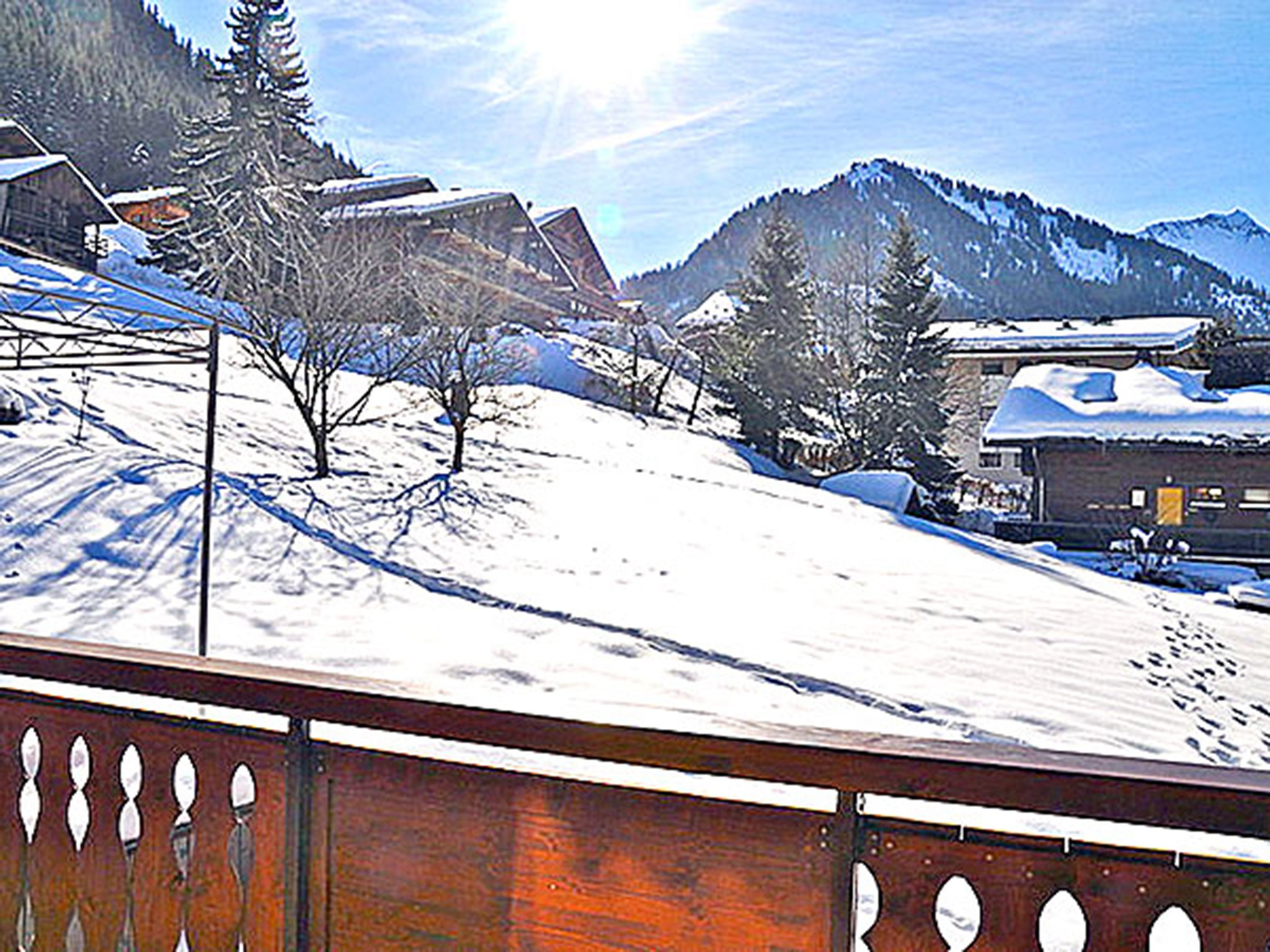 Chalet Châtel COR01 - panoramic view