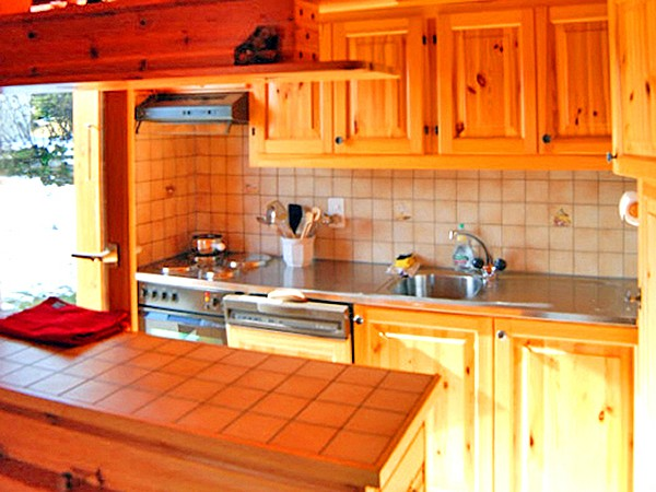 Chalet Collons CMR01 - kitchen