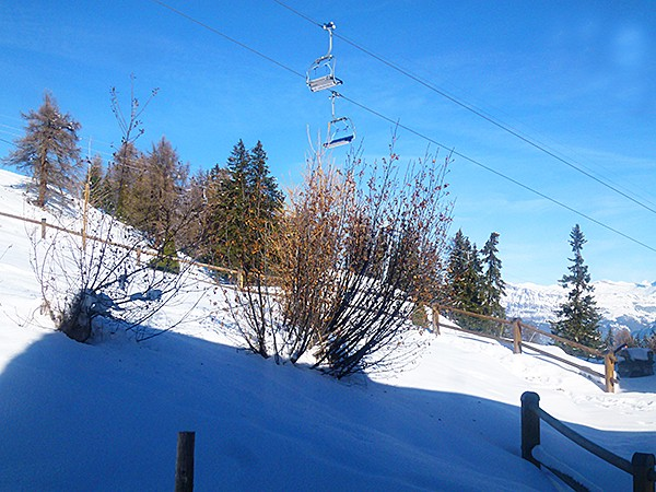 Chalet Collons CMR01 - Panoramablick