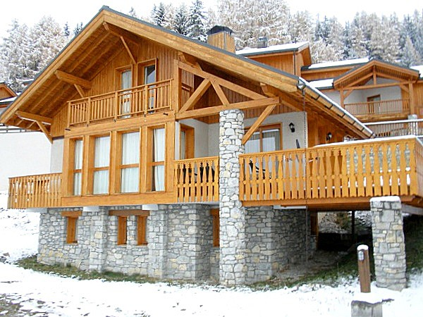 Chalet de Bellecôte Hunting Lodge