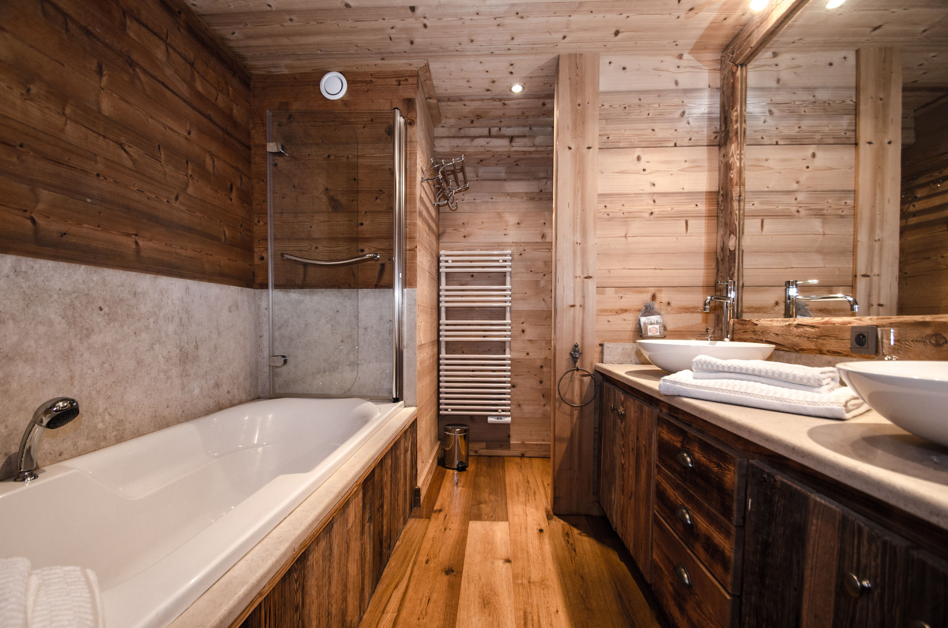 Chalet Peyrlaz - bathroom