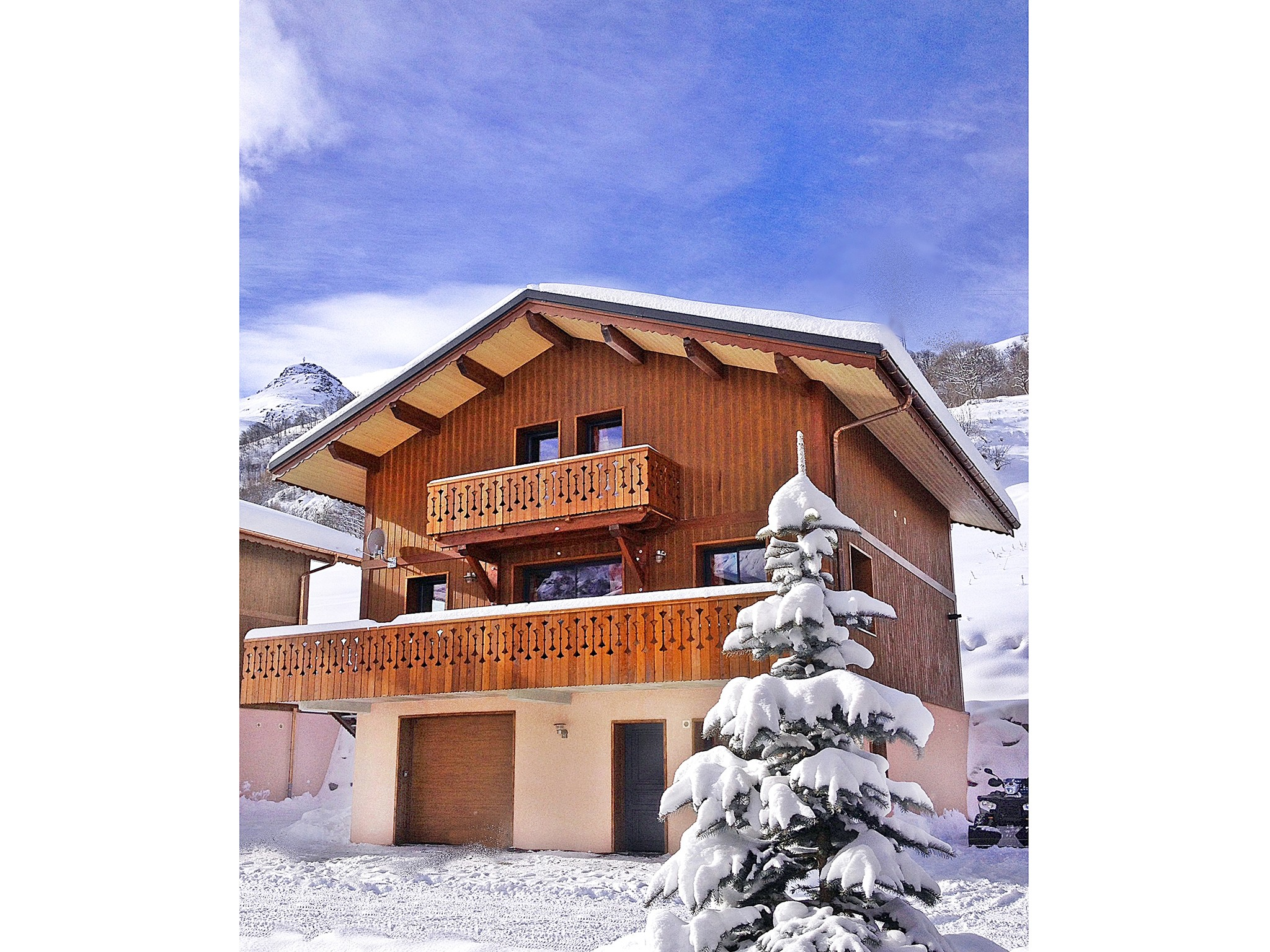 Chalet Bettaix CDR01