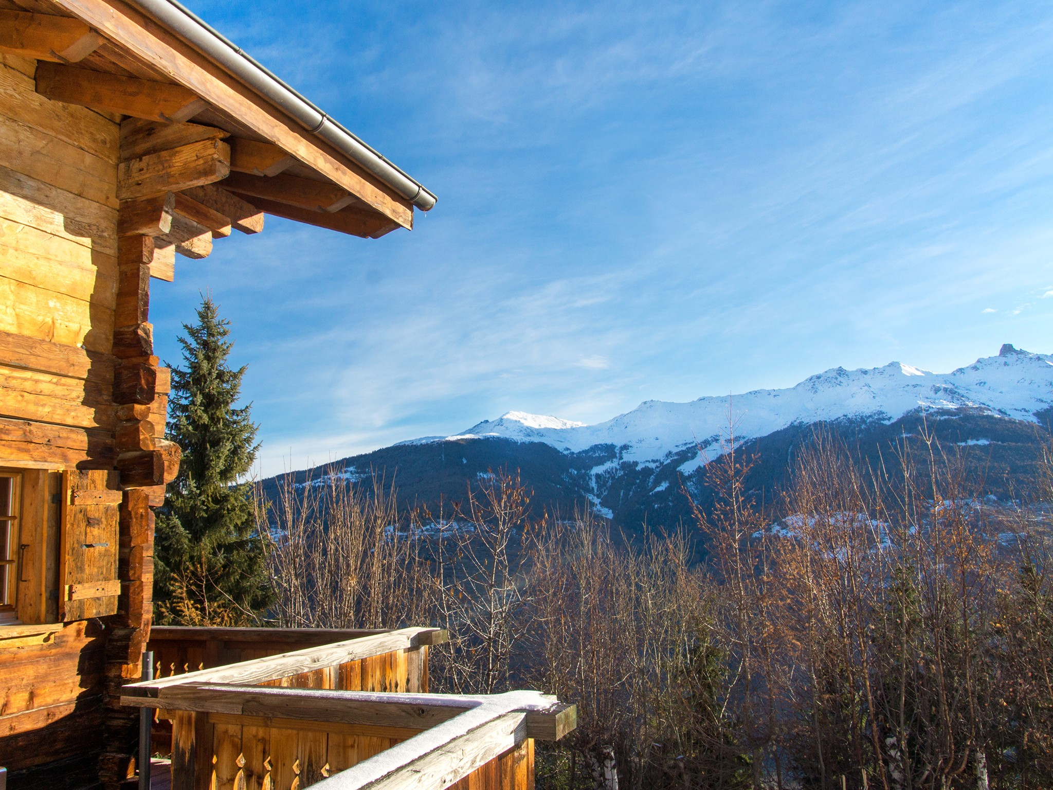 Chalet Barbara - panoramic view