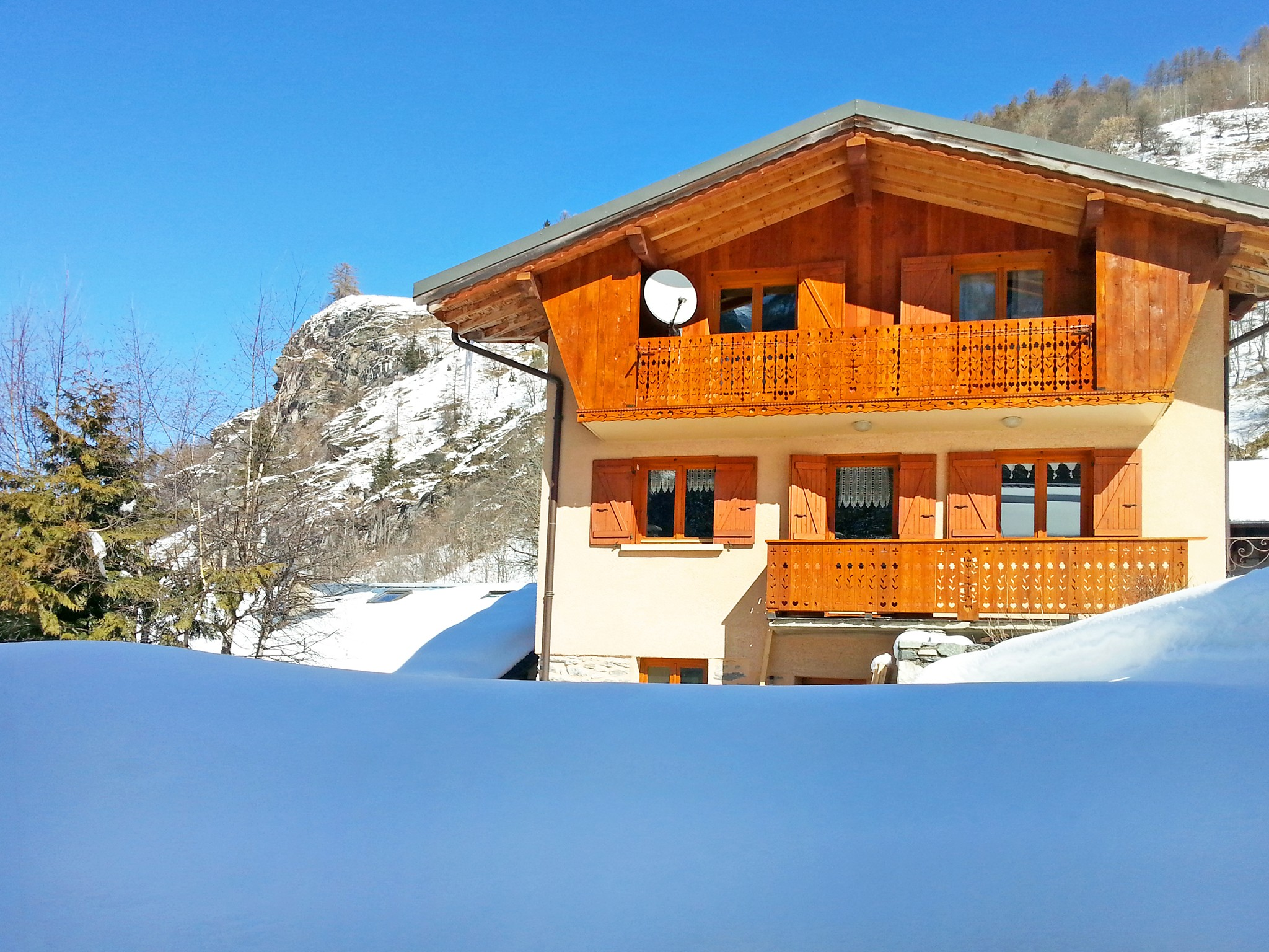 Chalet d'Alfred