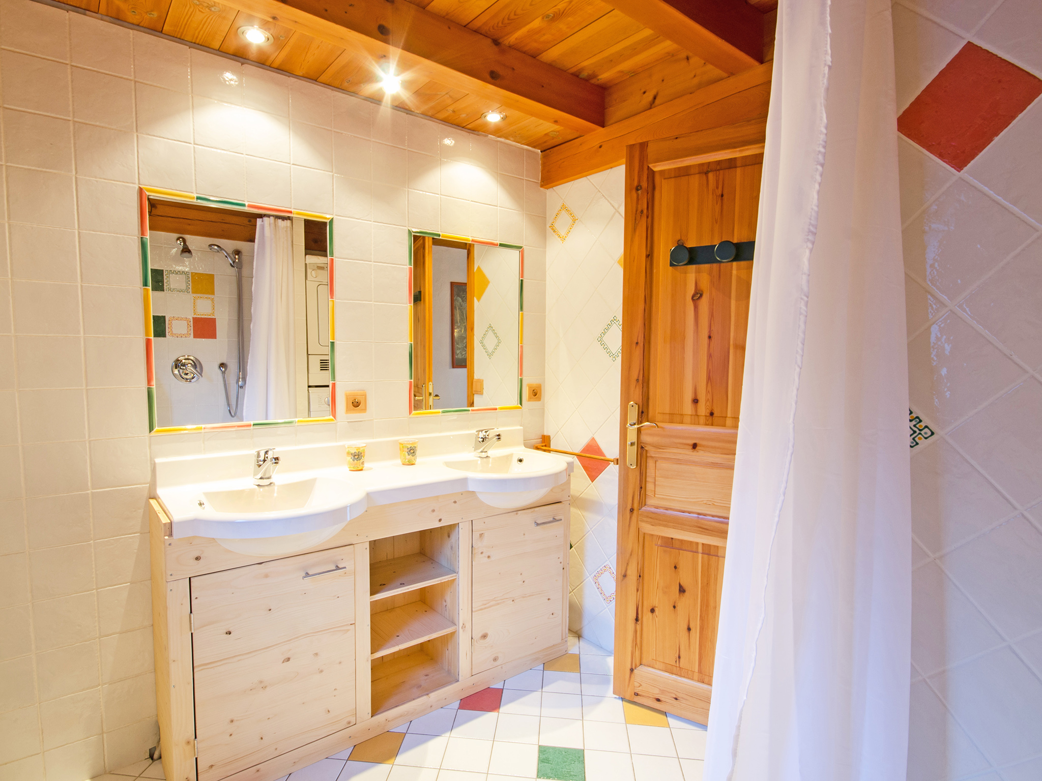 Chalet d'Alfred - bathroom