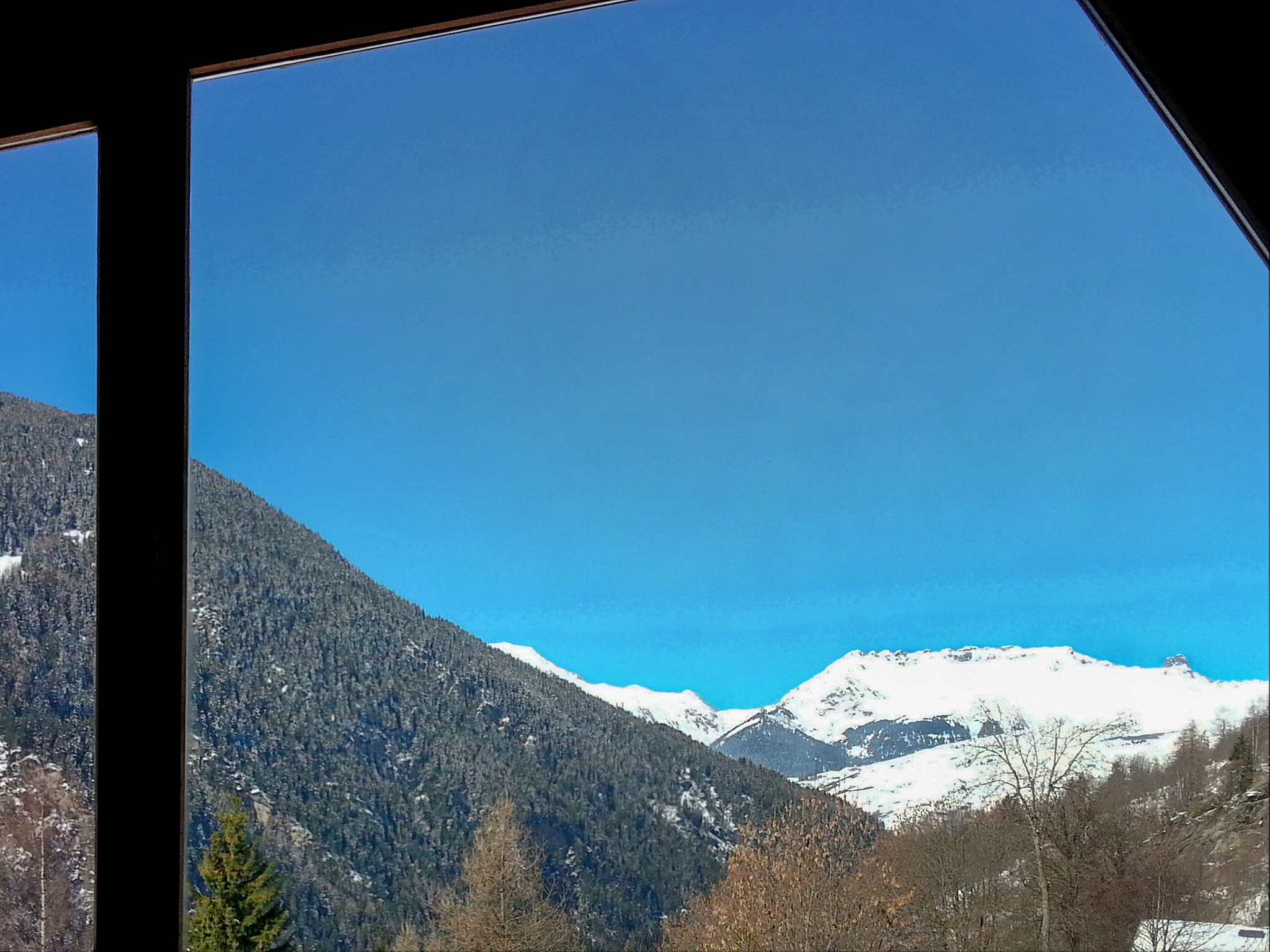Chalet d'Alfred - panoramic view