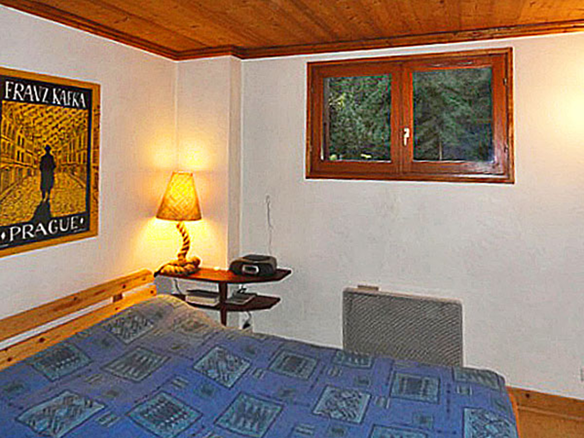 Chalet Peudral - chambre