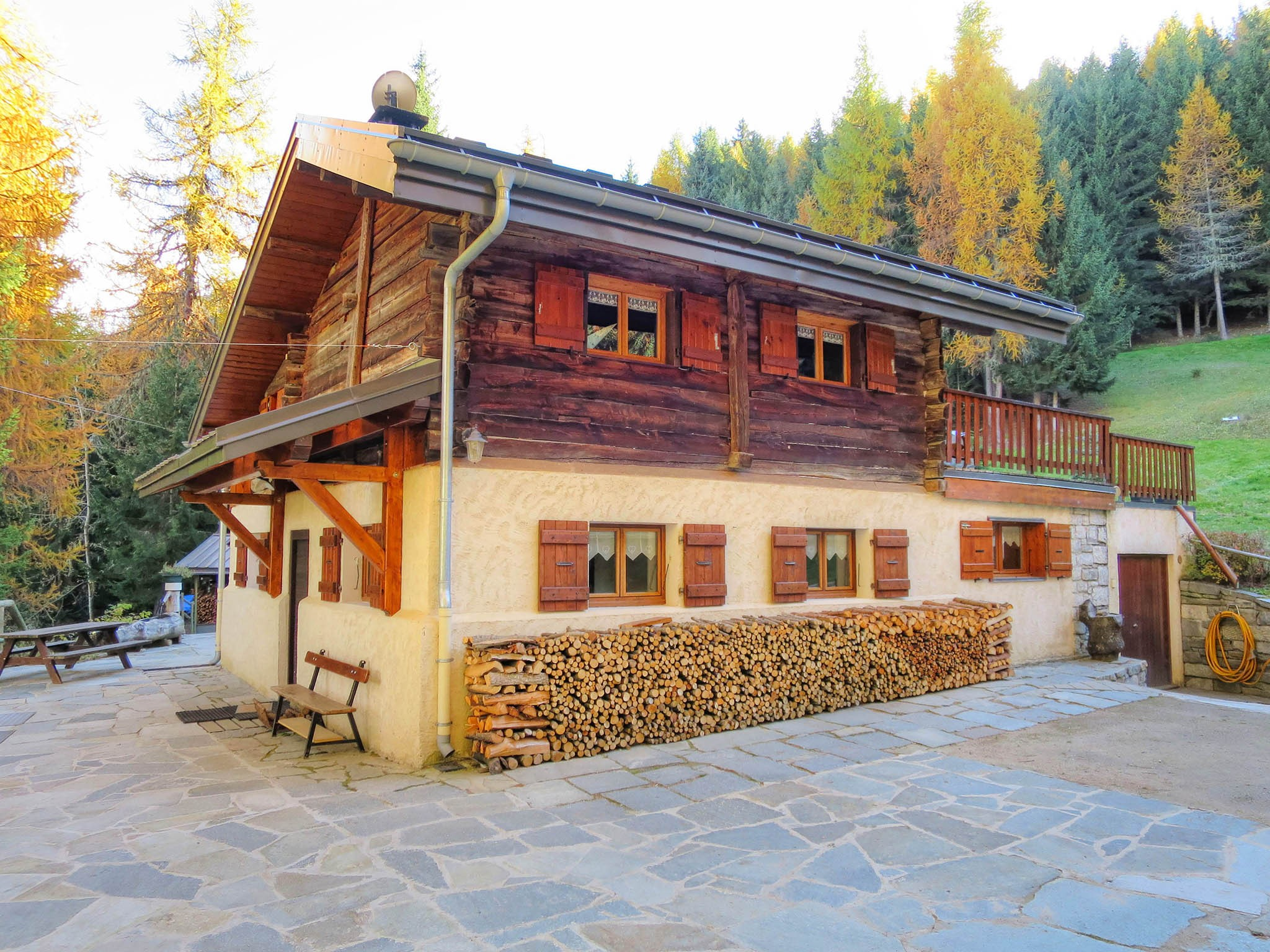 Chalet Peudral - 1