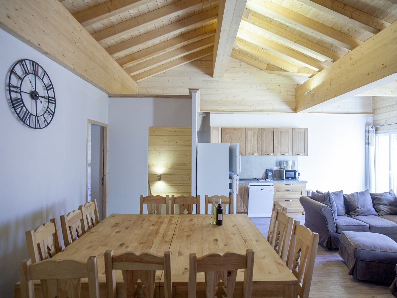 Chalet Emma - 2 - coin repas