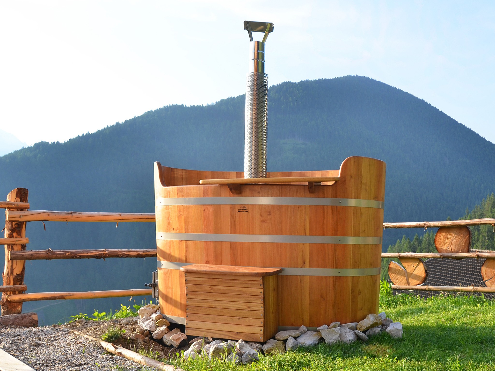 Dolomiti-Lodge - Hot Tub