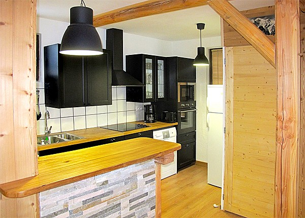 Chalet Alpenvue - kitchen