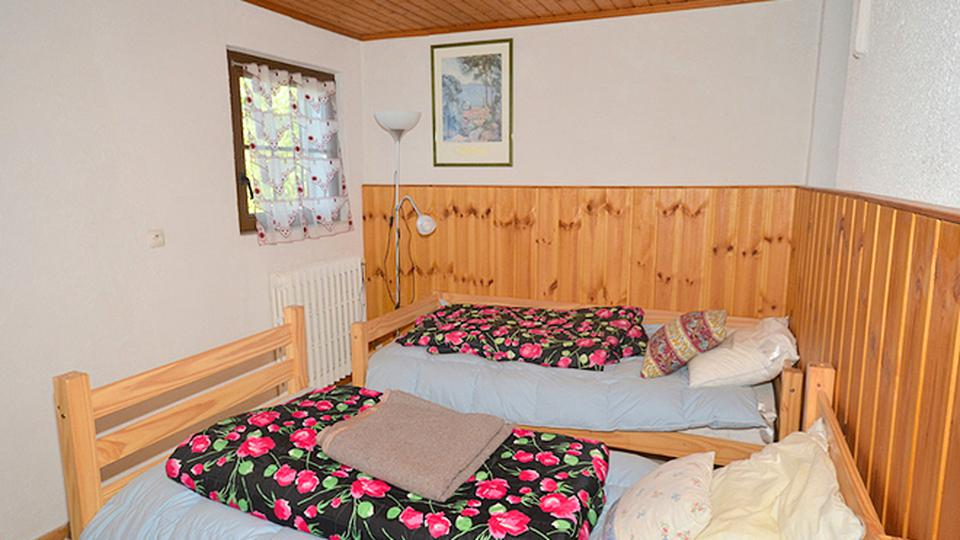 Chalet Alpenvue - bedroom