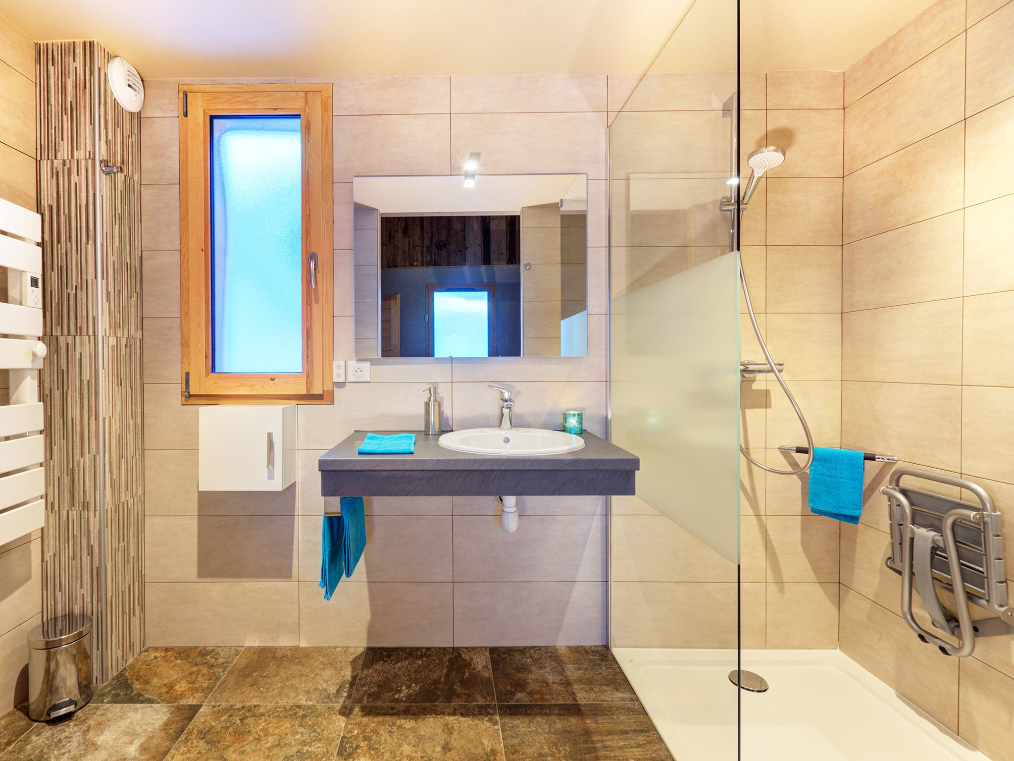 Chalet Ski Dream - bathroom