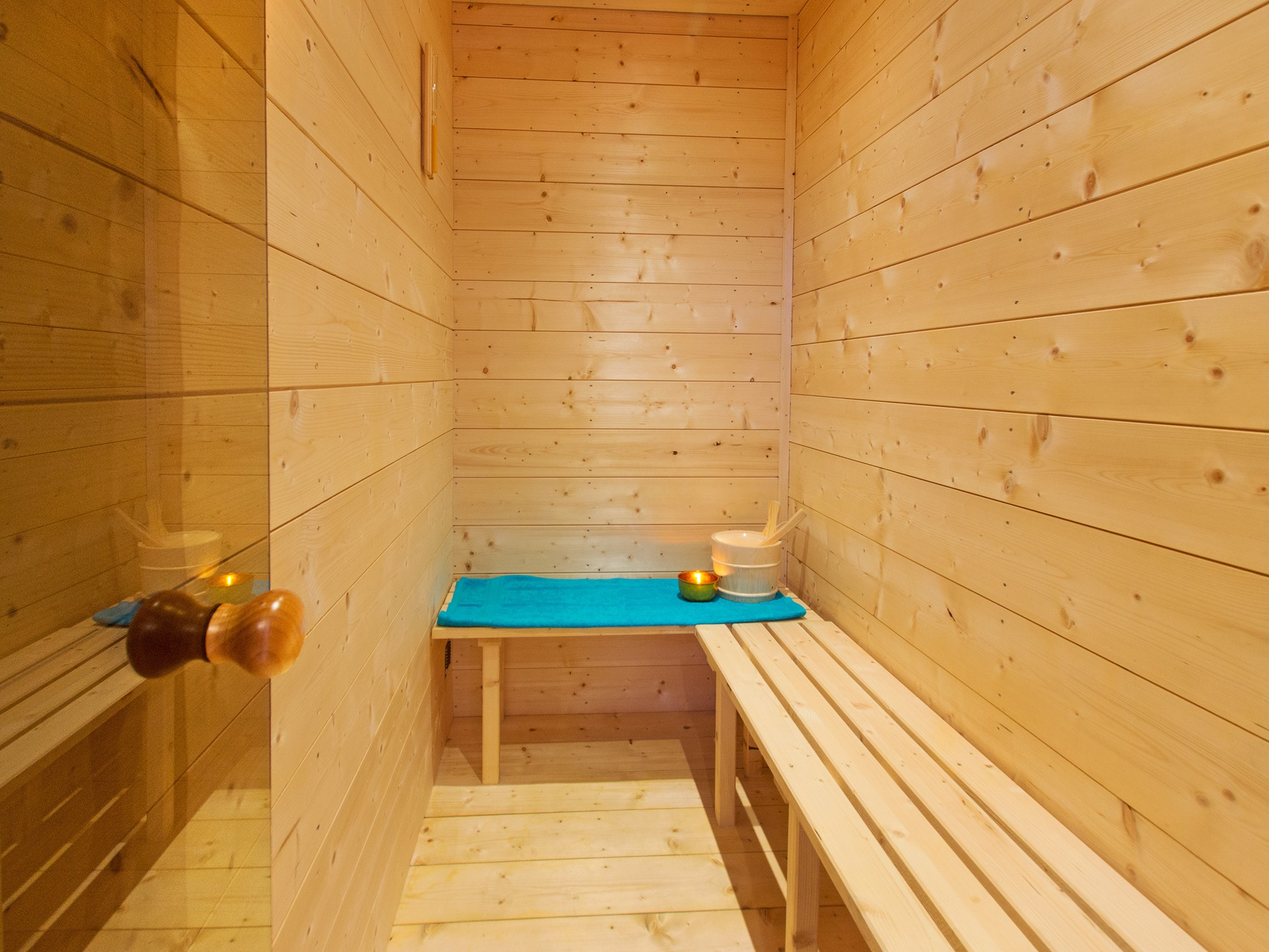 Chalet Ski Dream - sauna