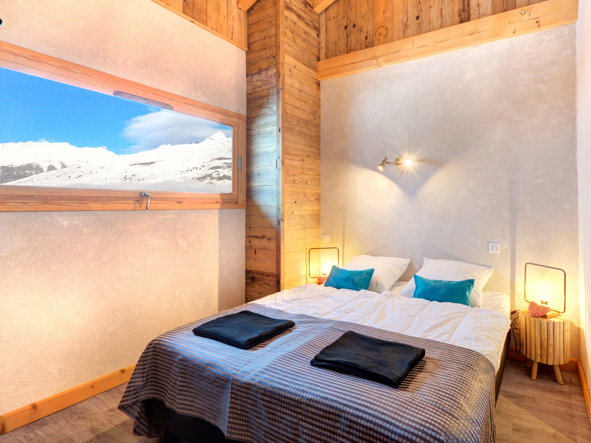 Chalet Ski Dream - bedroom