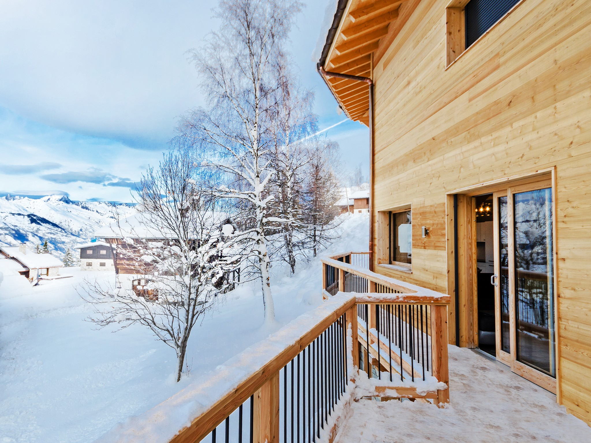 Chalet Paradise Star - panoramic view