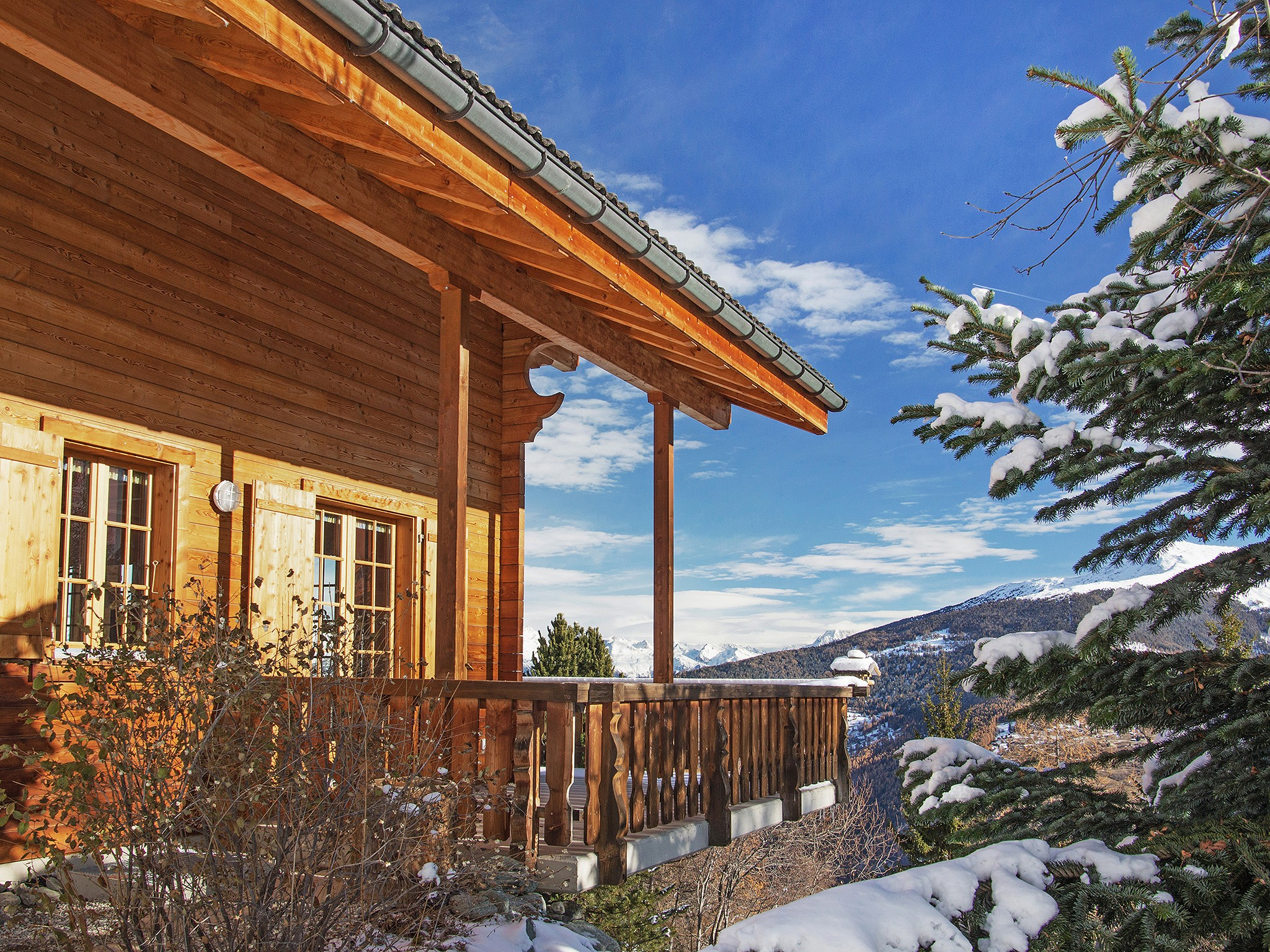 Chalet Albert - panoramic view