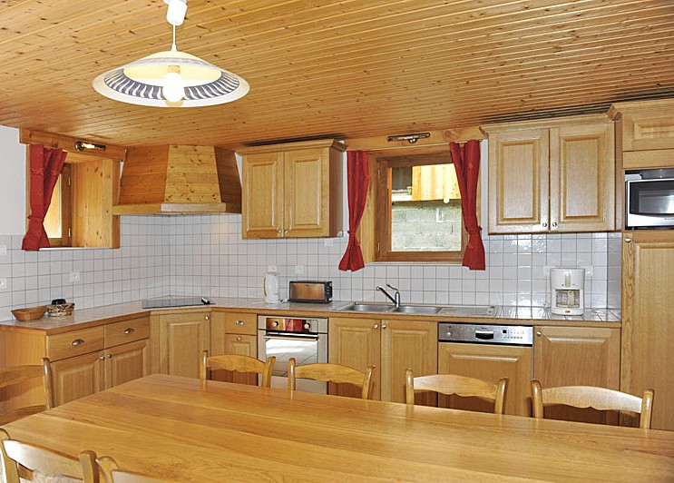 Chalet Siana - kitchen