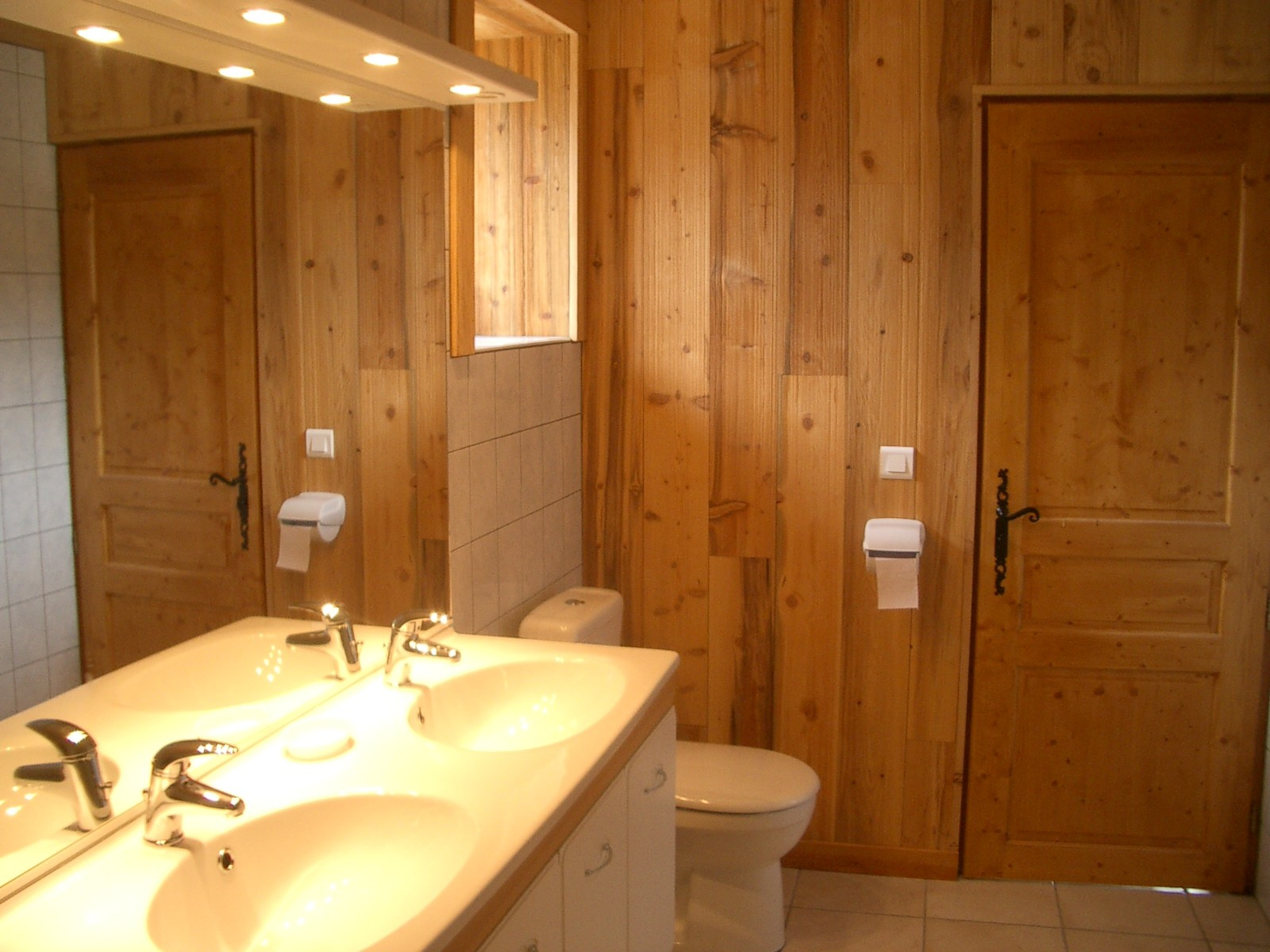 Chalet Siana - bathroom