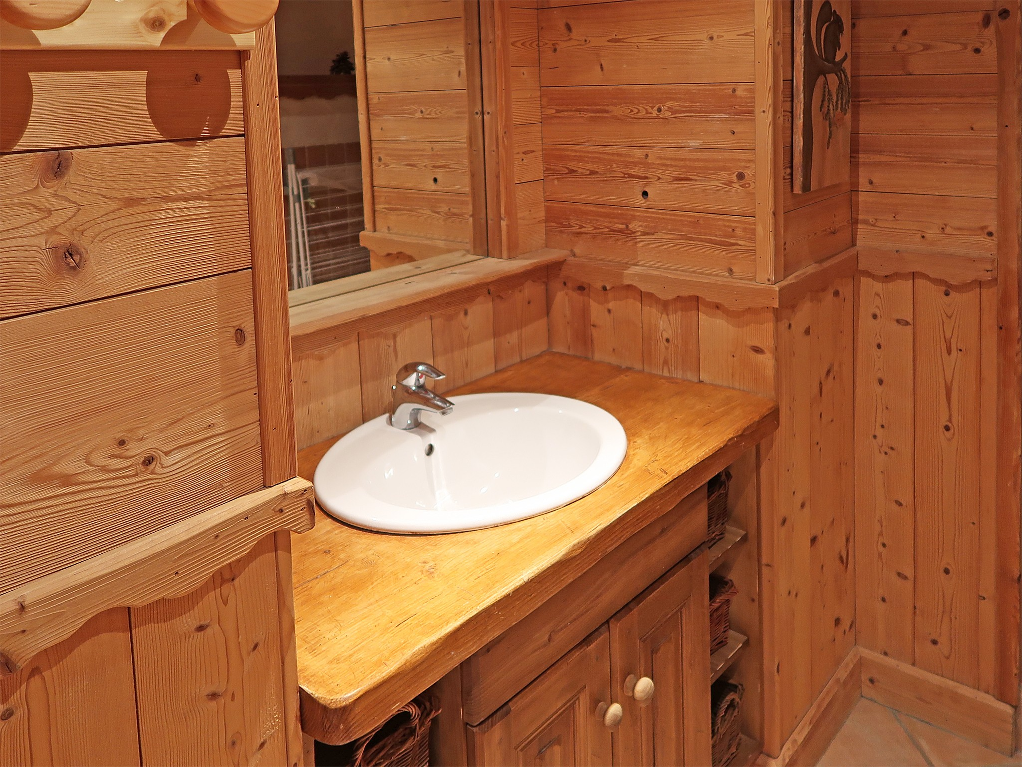 Chalet Crey - bathroom