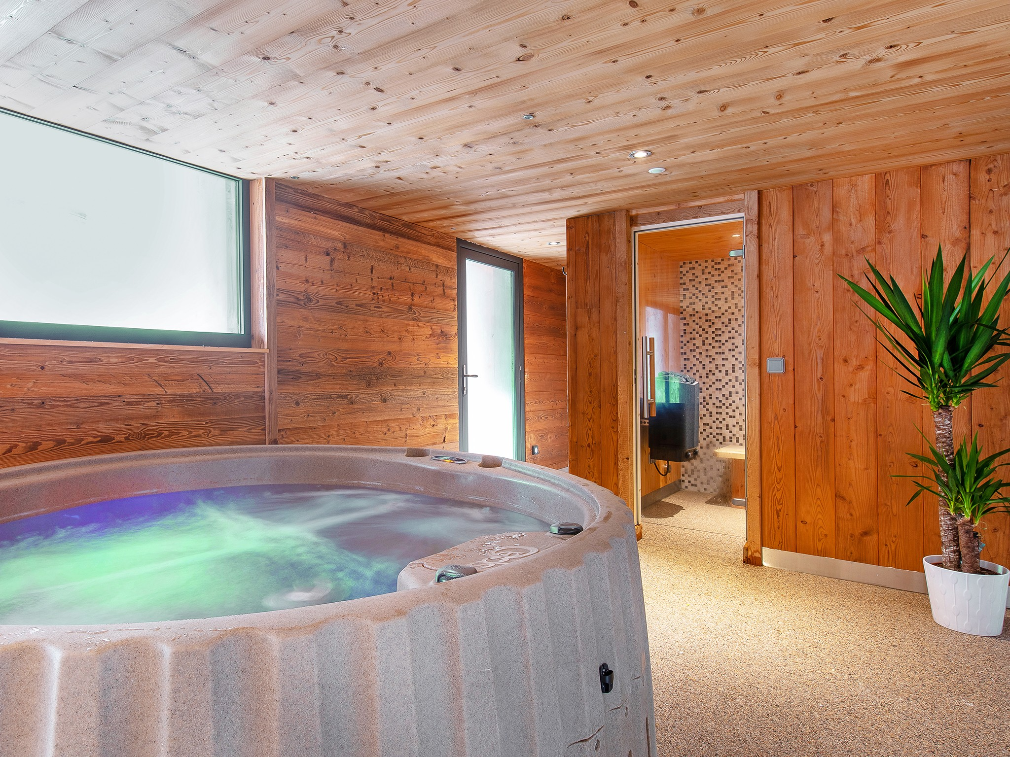 Chalet Paradise Pearl - Wellnessbereich