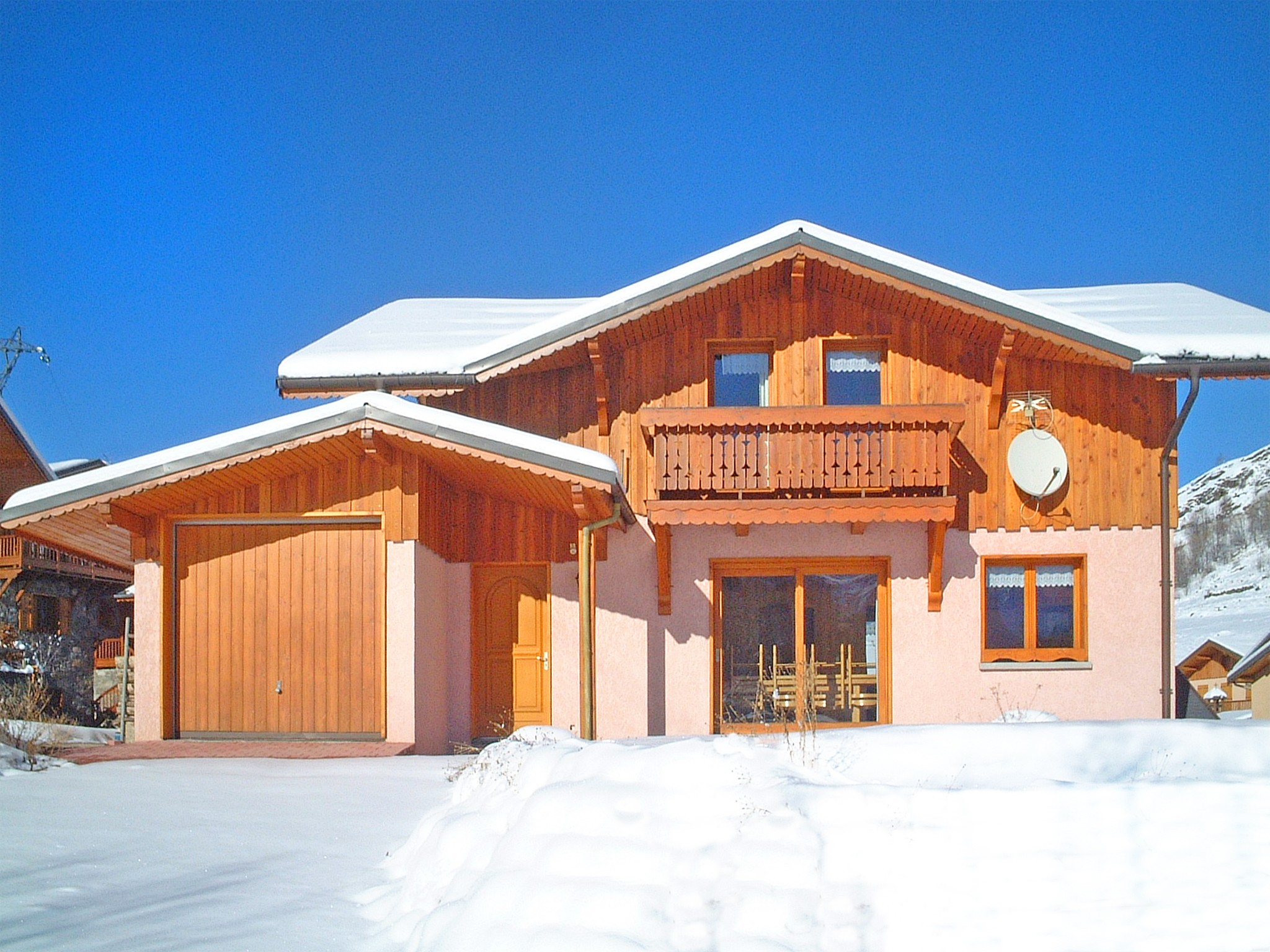 Chalet Bettaix CSV01