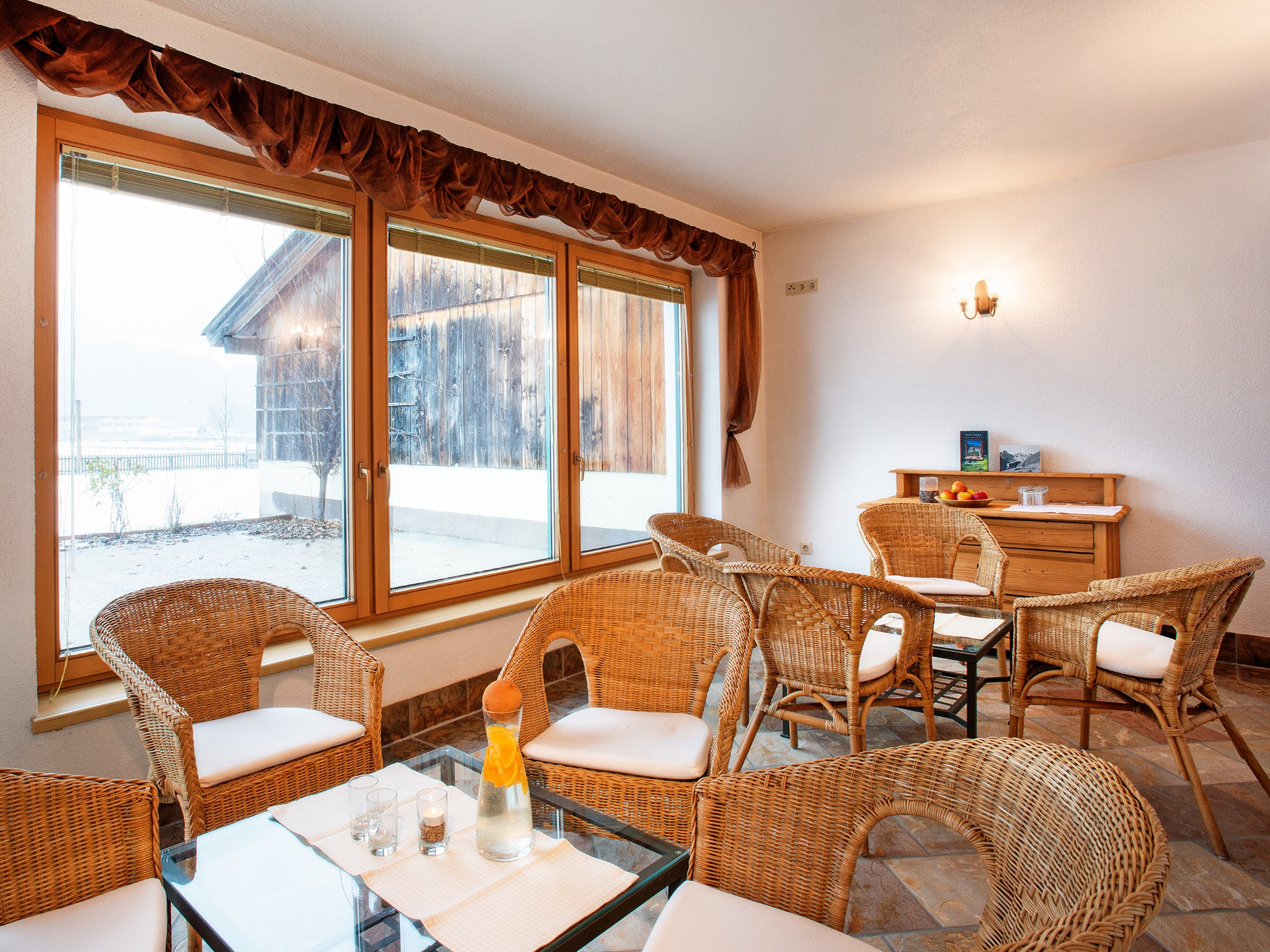 Zillertal Star Chalet - spa area