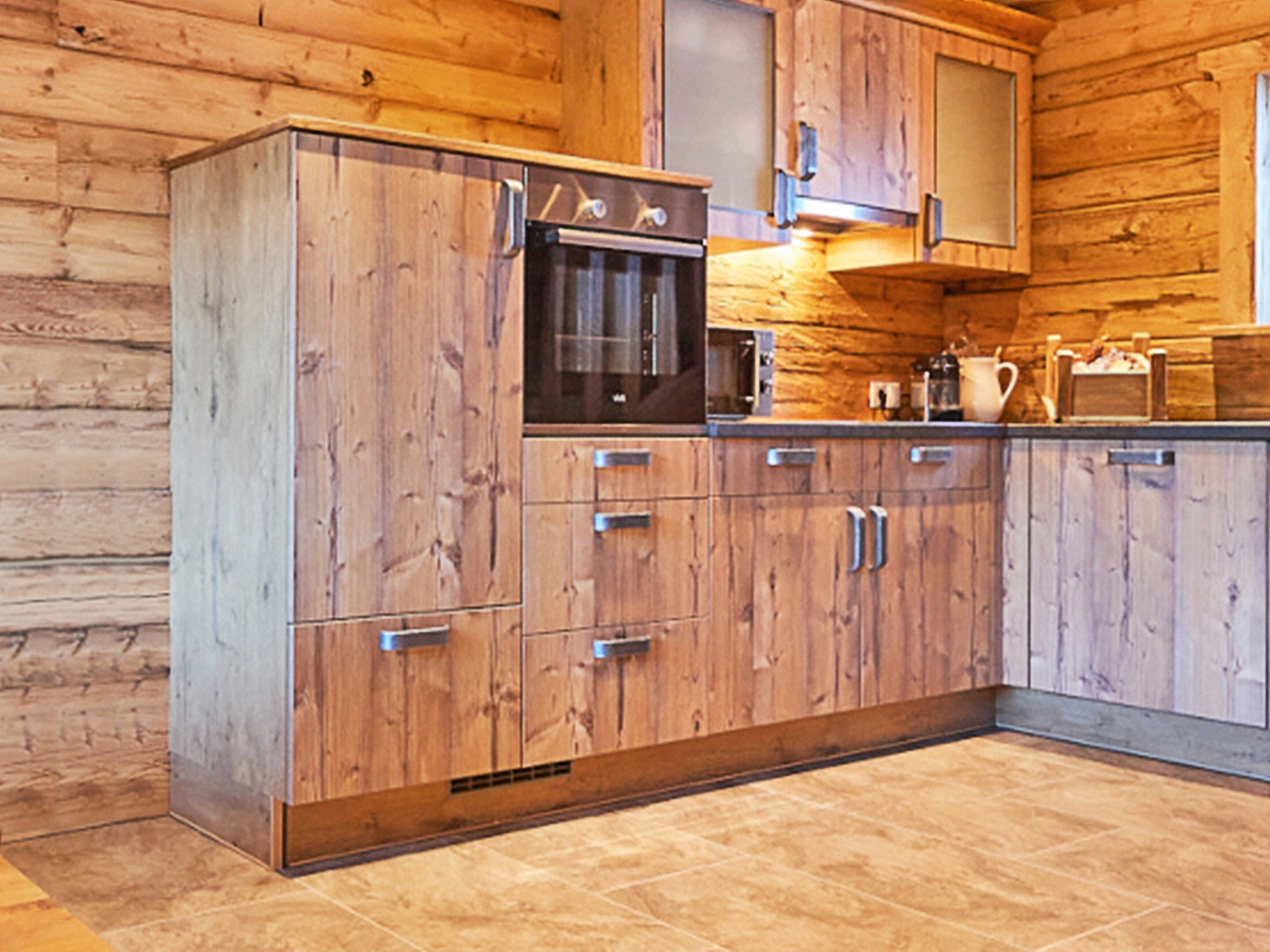 Dachstein Lodge - kitchen